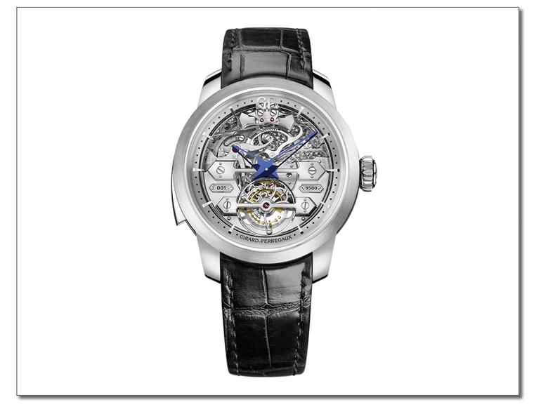 Girard-Perregaux – Minute Repeater and Tourbillon with Three Bridges