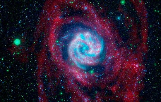 Spiral Galaxy Outskirts