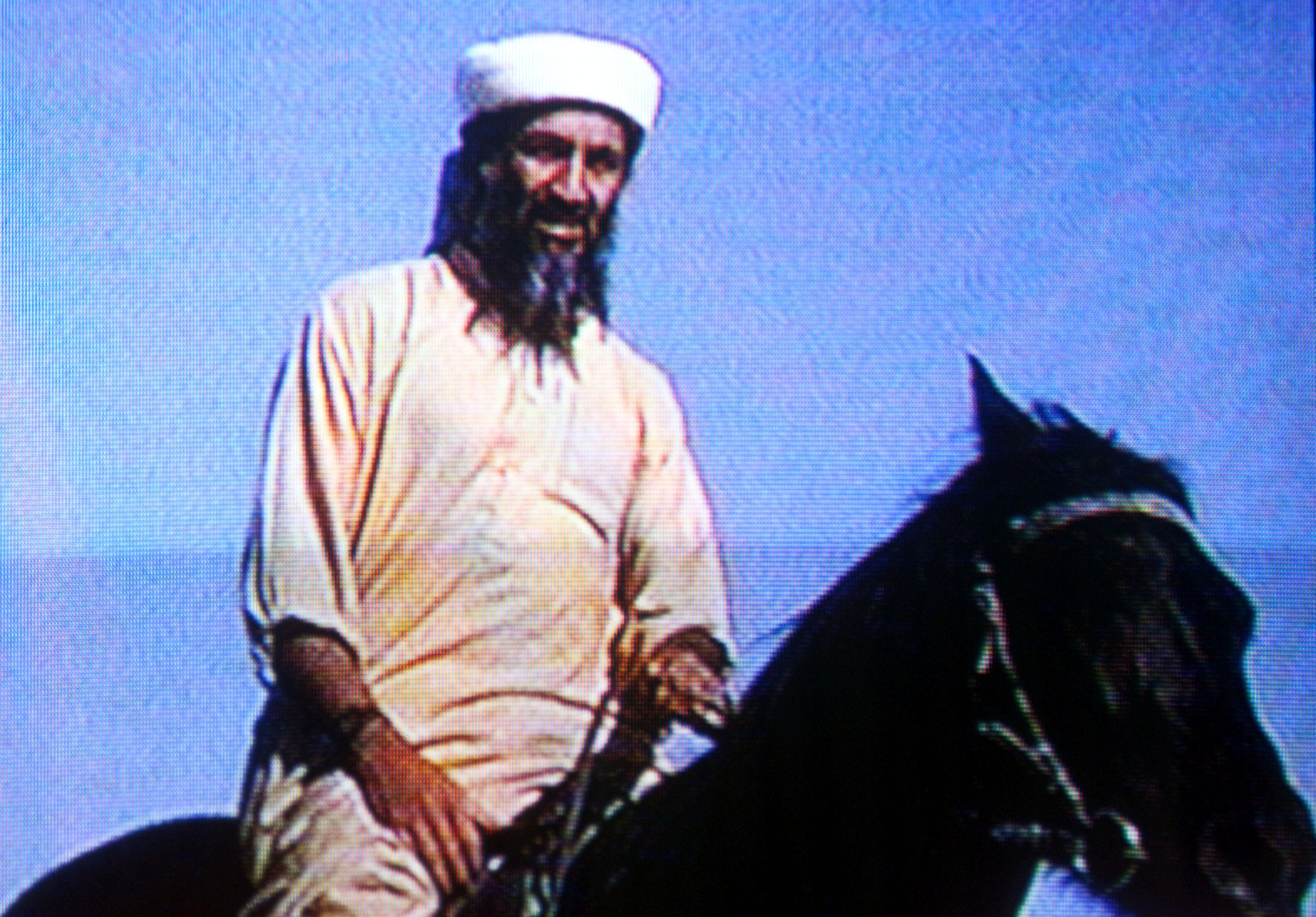 CIA Releases Bin Laden's Personal Journal, Much More