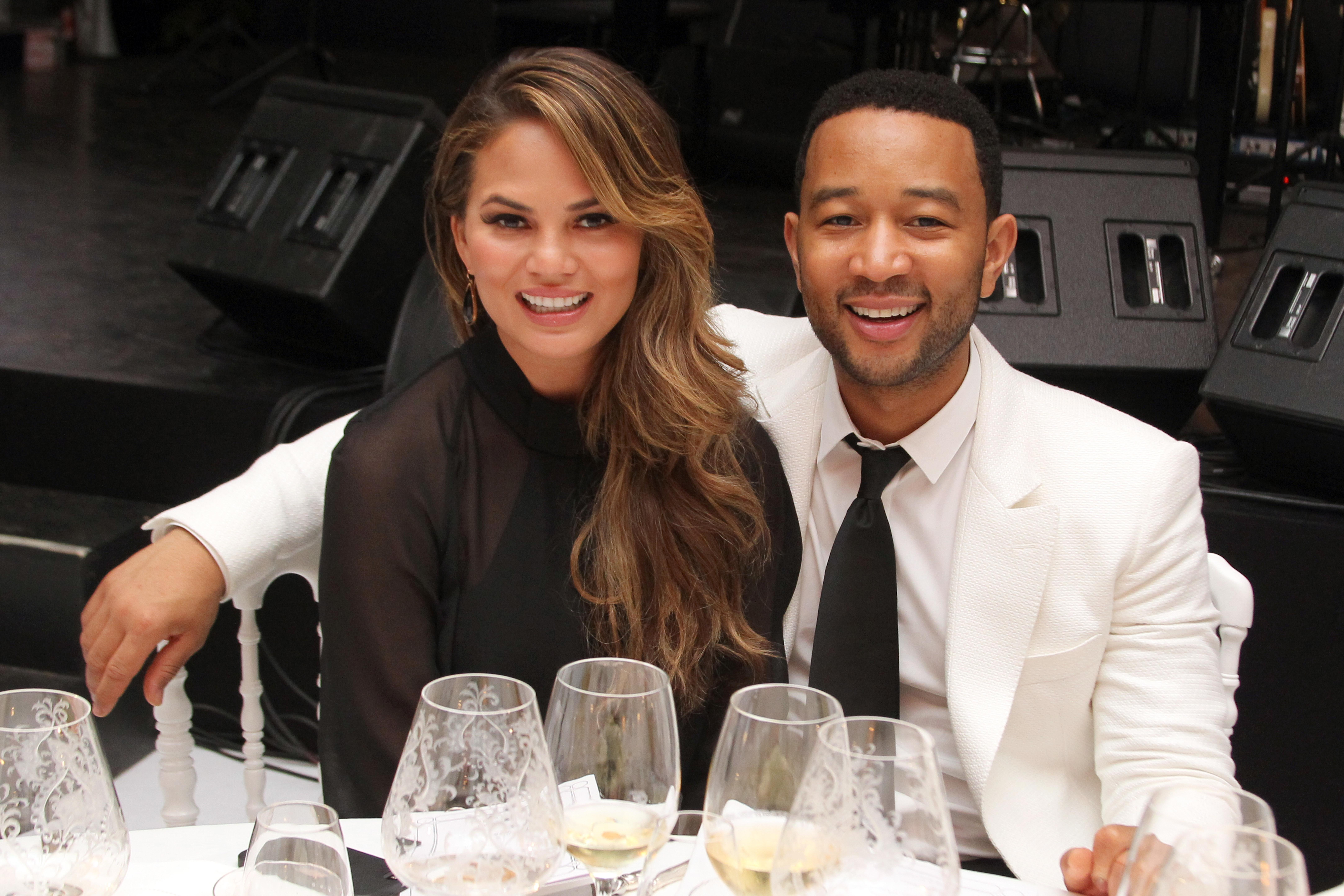 Chrissy Teigen and John Legend have a new baby on the way
