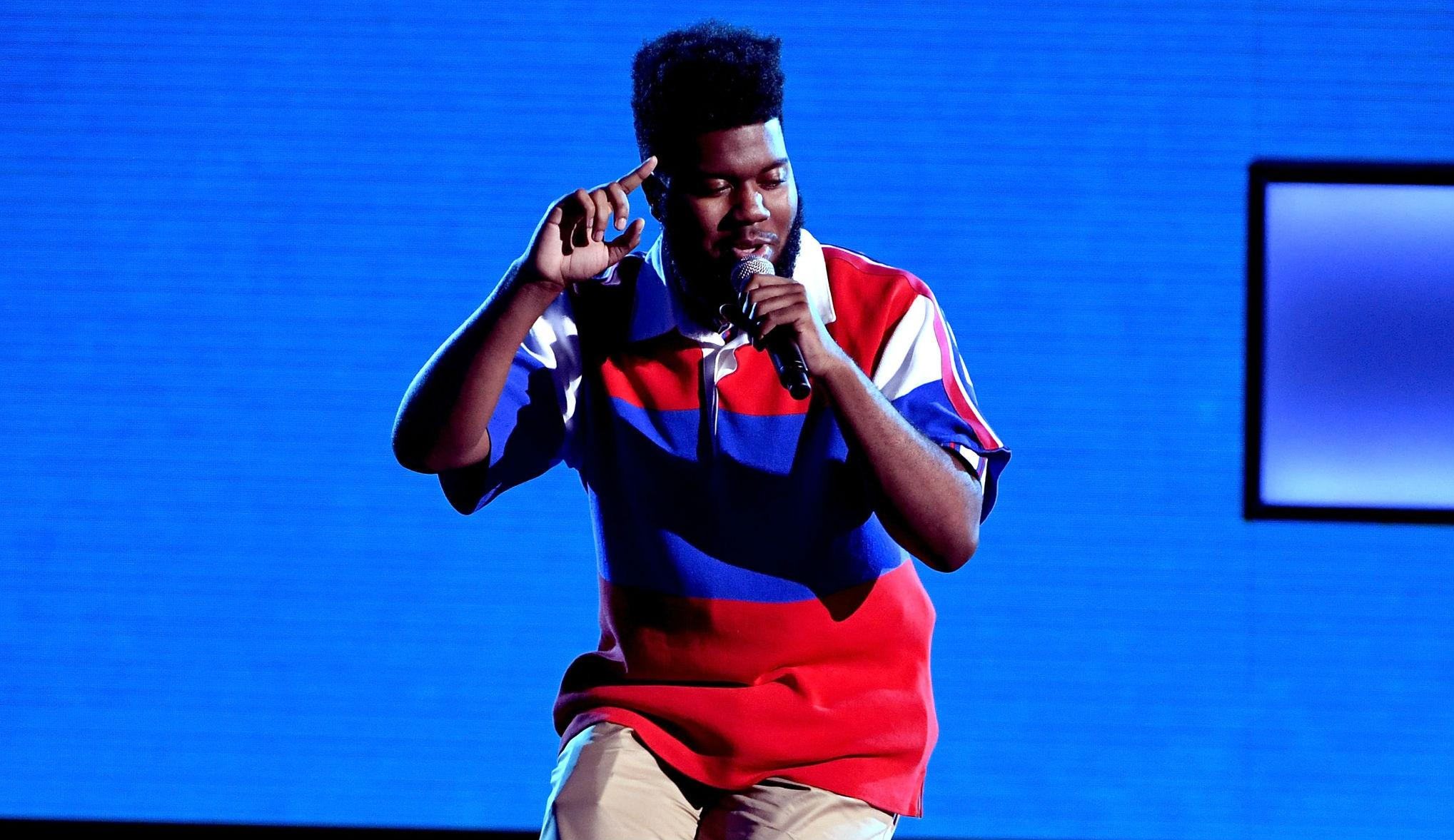 'Man, this is insane': rising R&B star Khalid shocked after Grammy nods