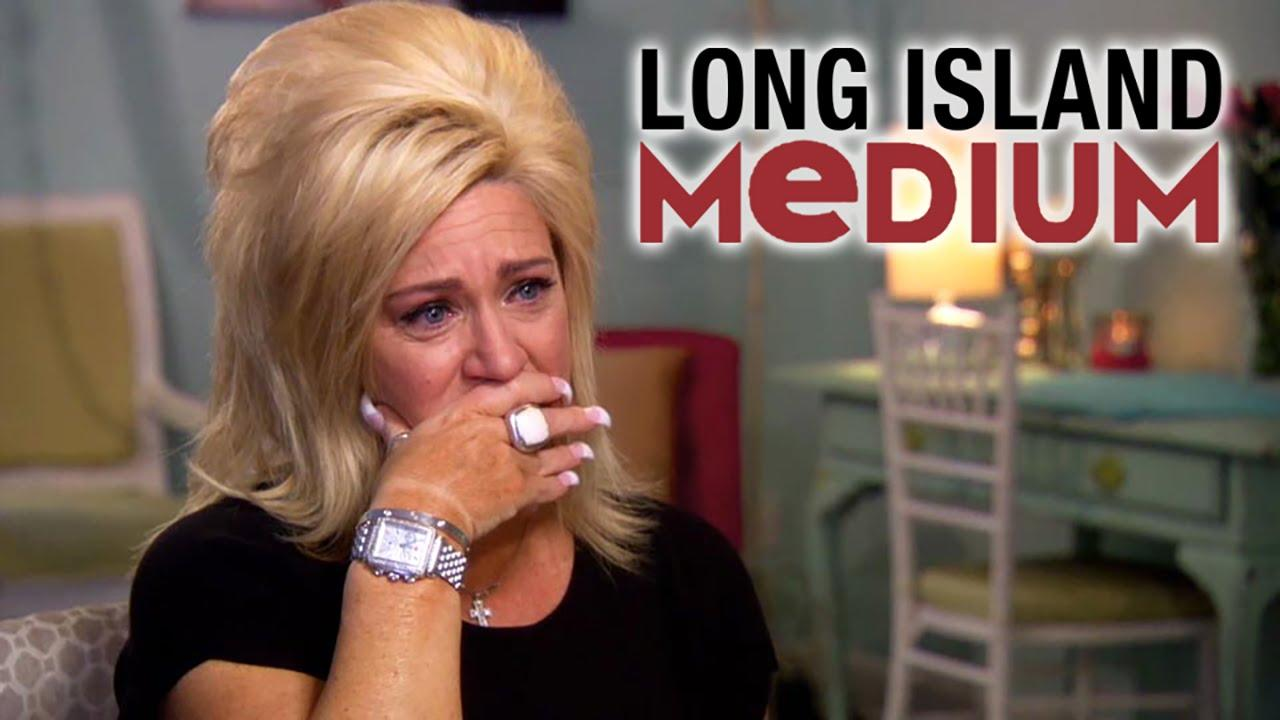 Theresa Caputo Struggles With Declining Marriage on 'Long Island Medium'