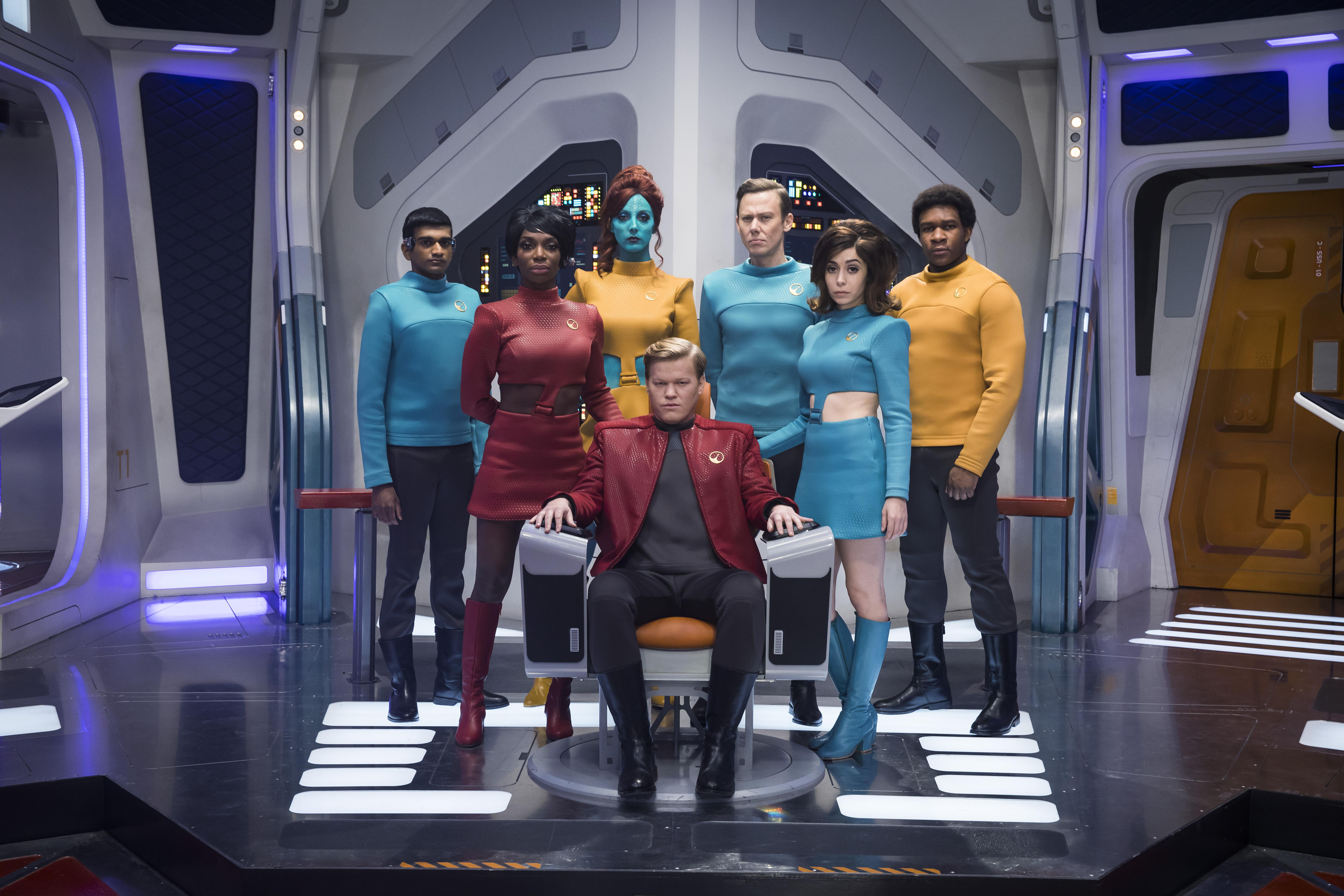 Black Mirror Season 4 release date rumors