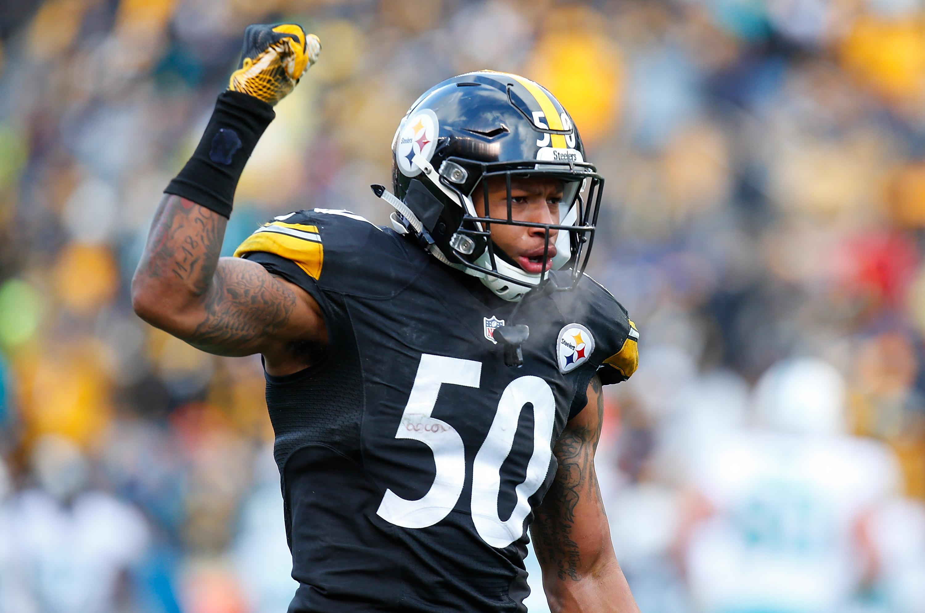 Ryan Shazier Undergoes Spinal Stabilization Surgery