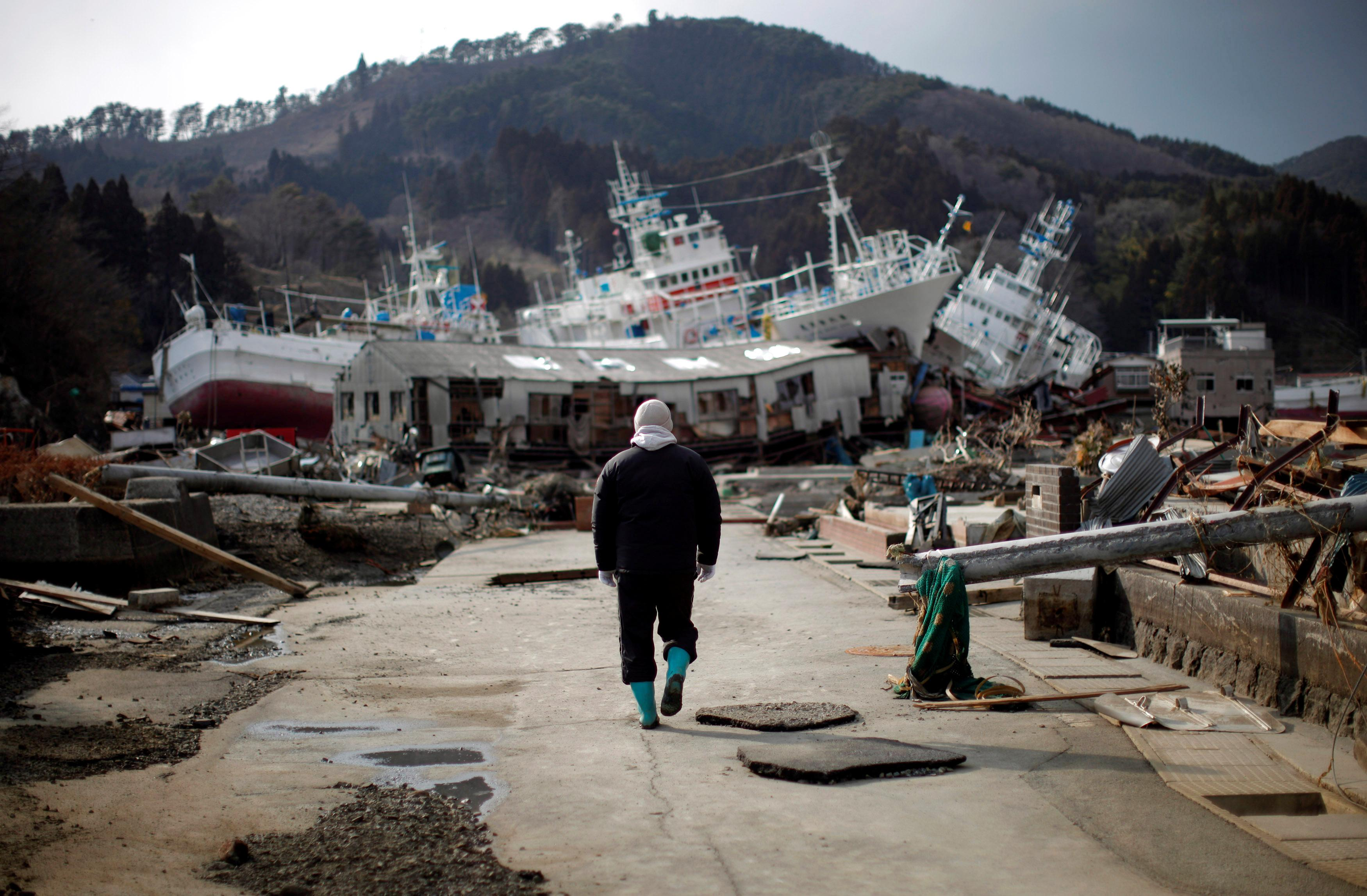 earthquake in japan likely in next 30 years experts say