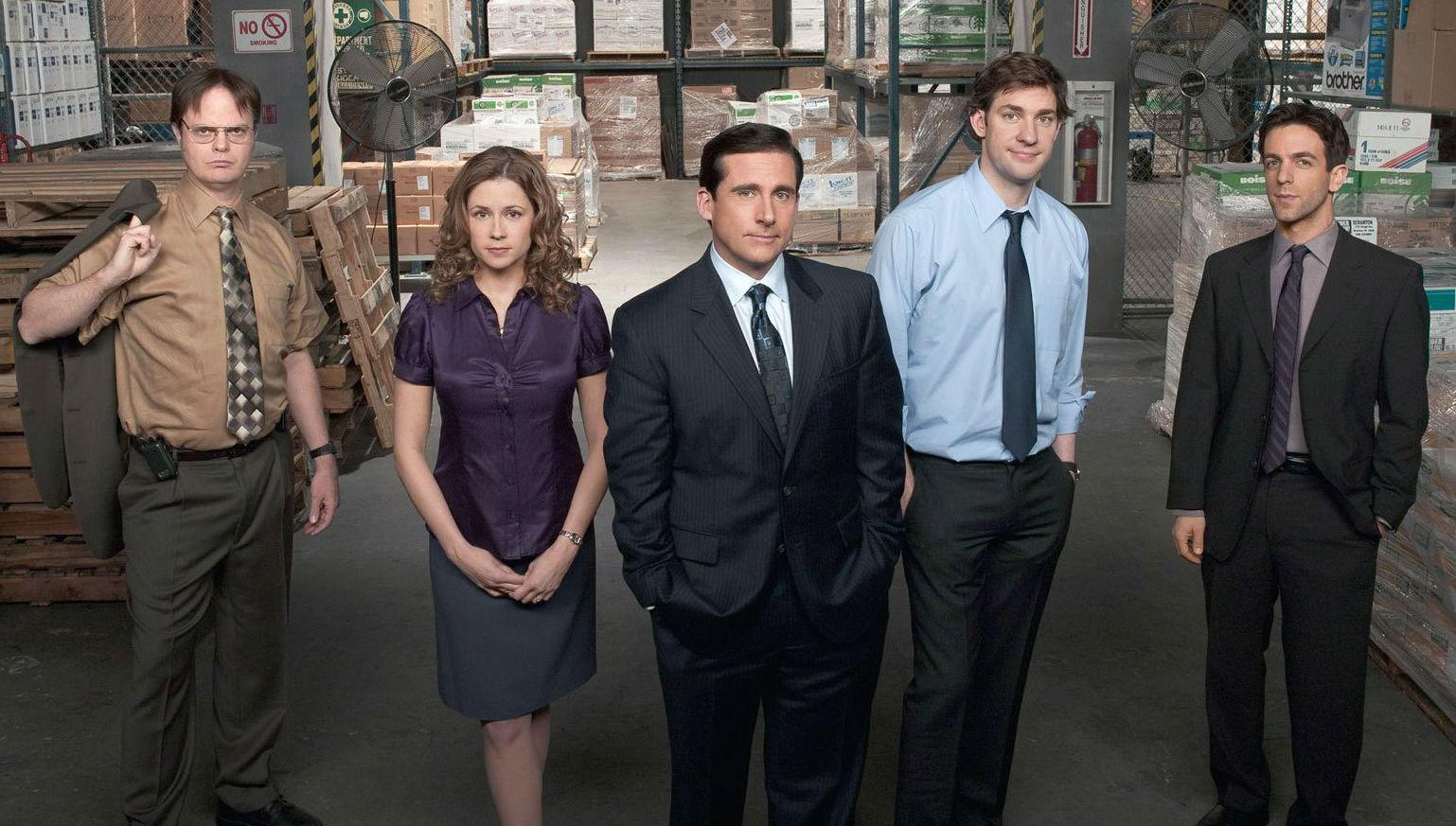 'The Office' Revival in the Works, Steve Carell Will Not Return