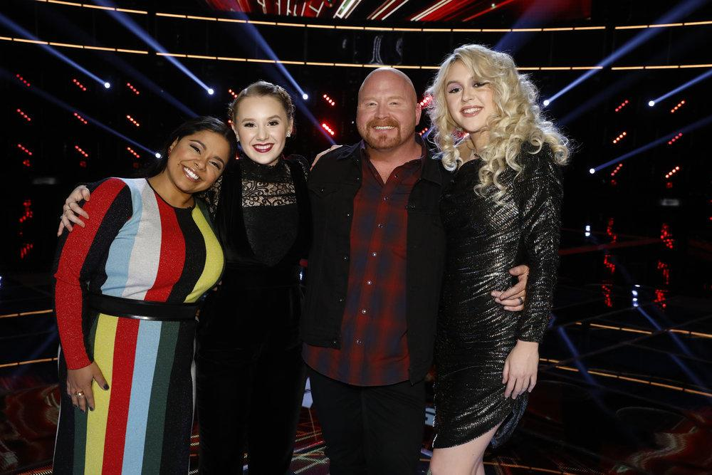 'The Voice': What's next for Chloe Kohanski and Red Marlow?