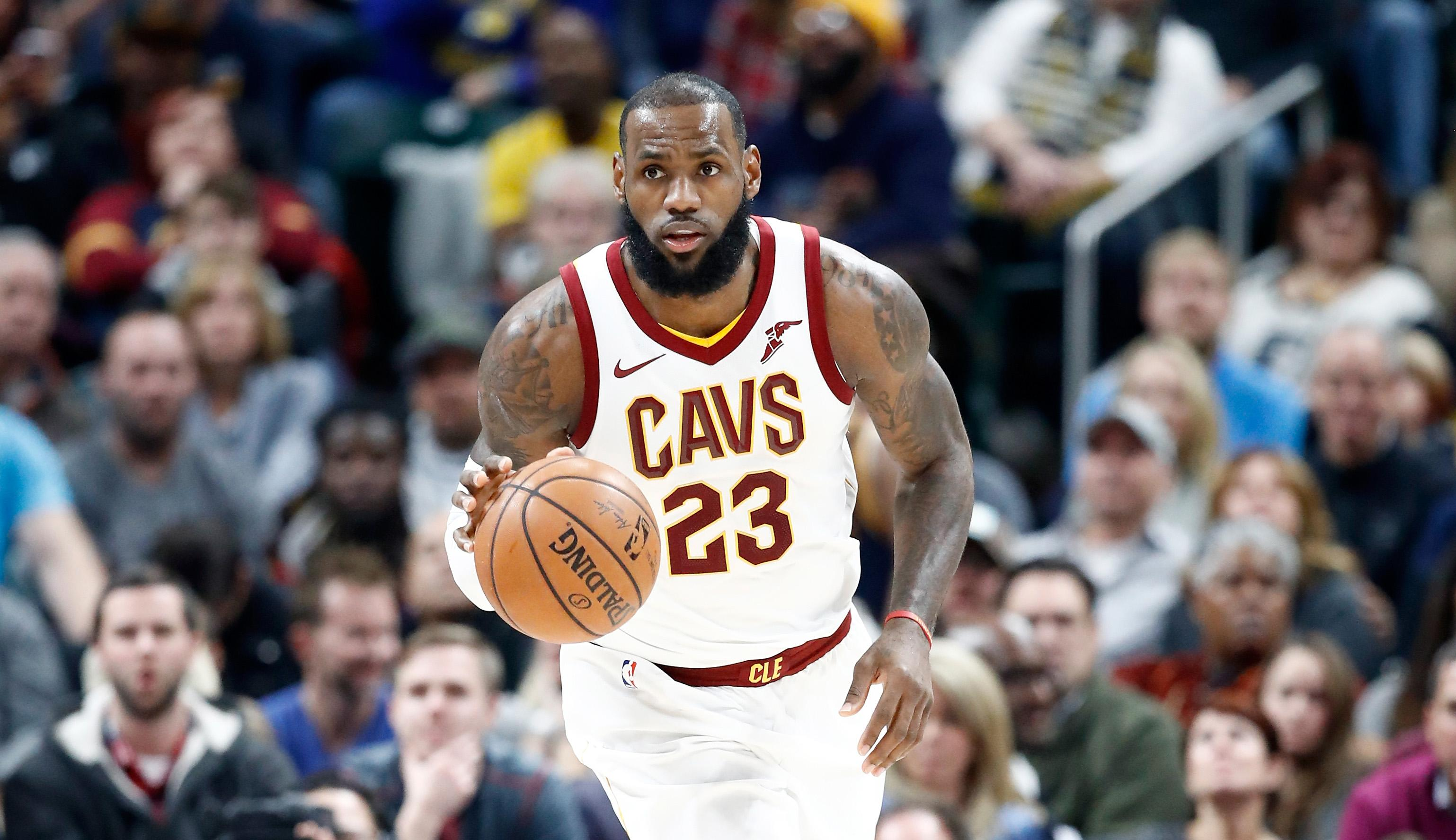 LeBron James Stats 2017: Is This The Cavaliers' Star's ...