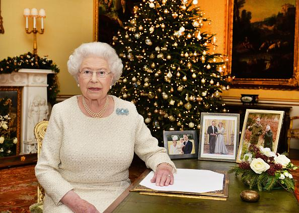 When is the Queen's Christmas speech on TV?