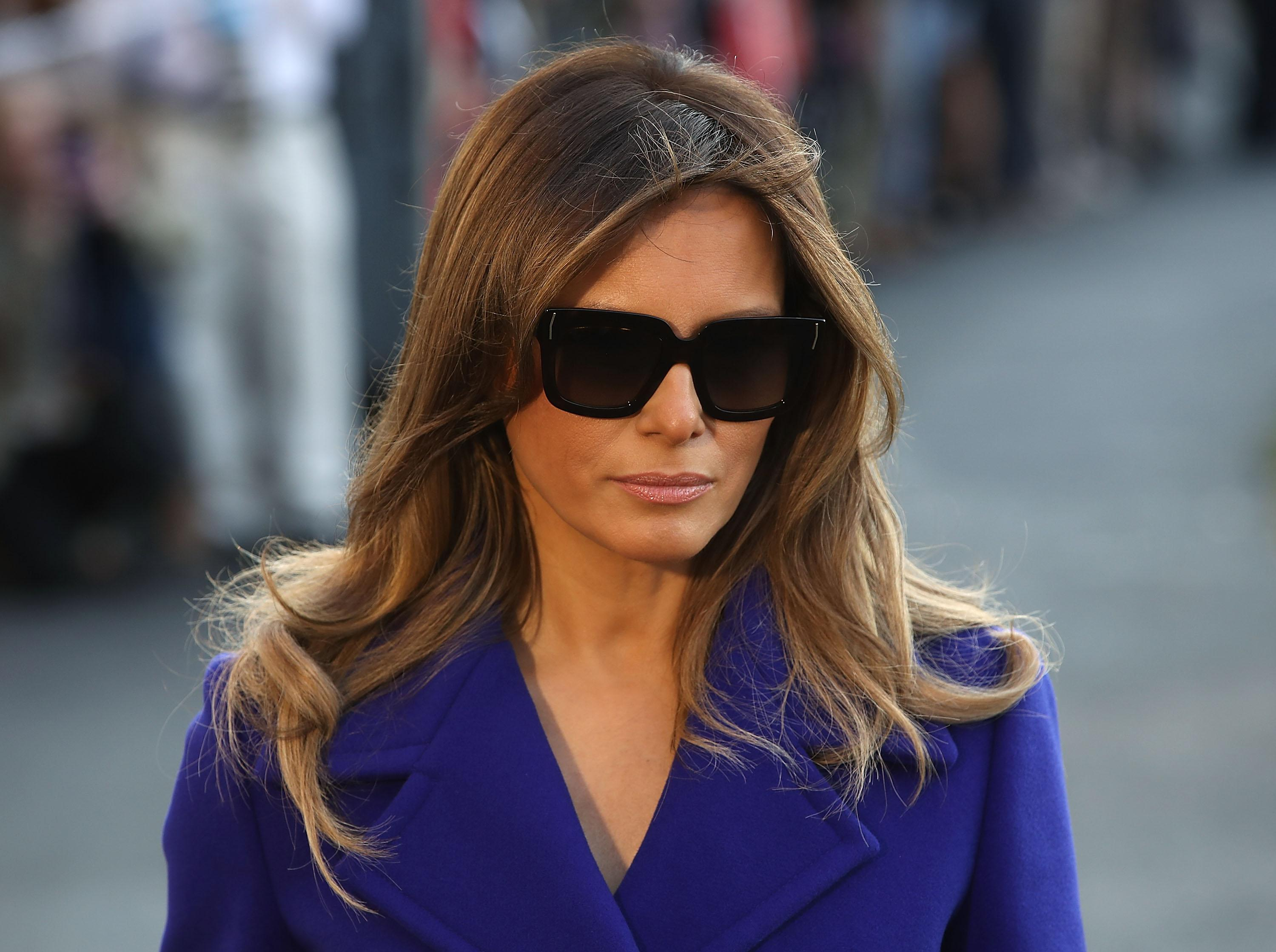 Melania Trump's favourite TV show is 'How To Get Away With Murder'