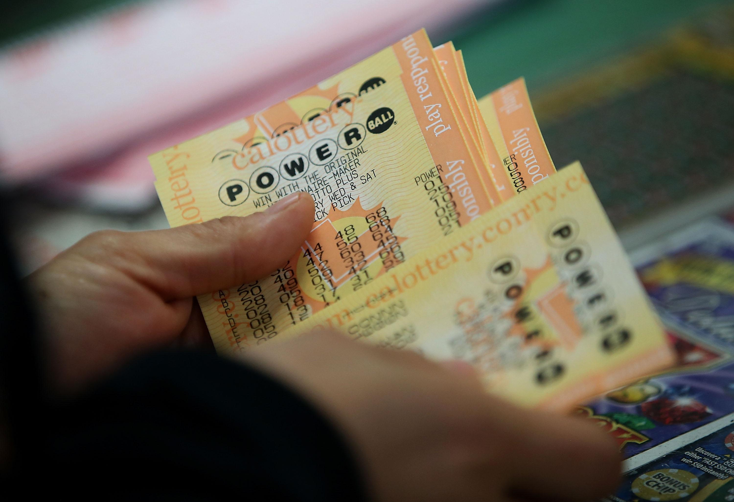 Powerball, Mega Millions offer 2 chances at jackpots over $300M