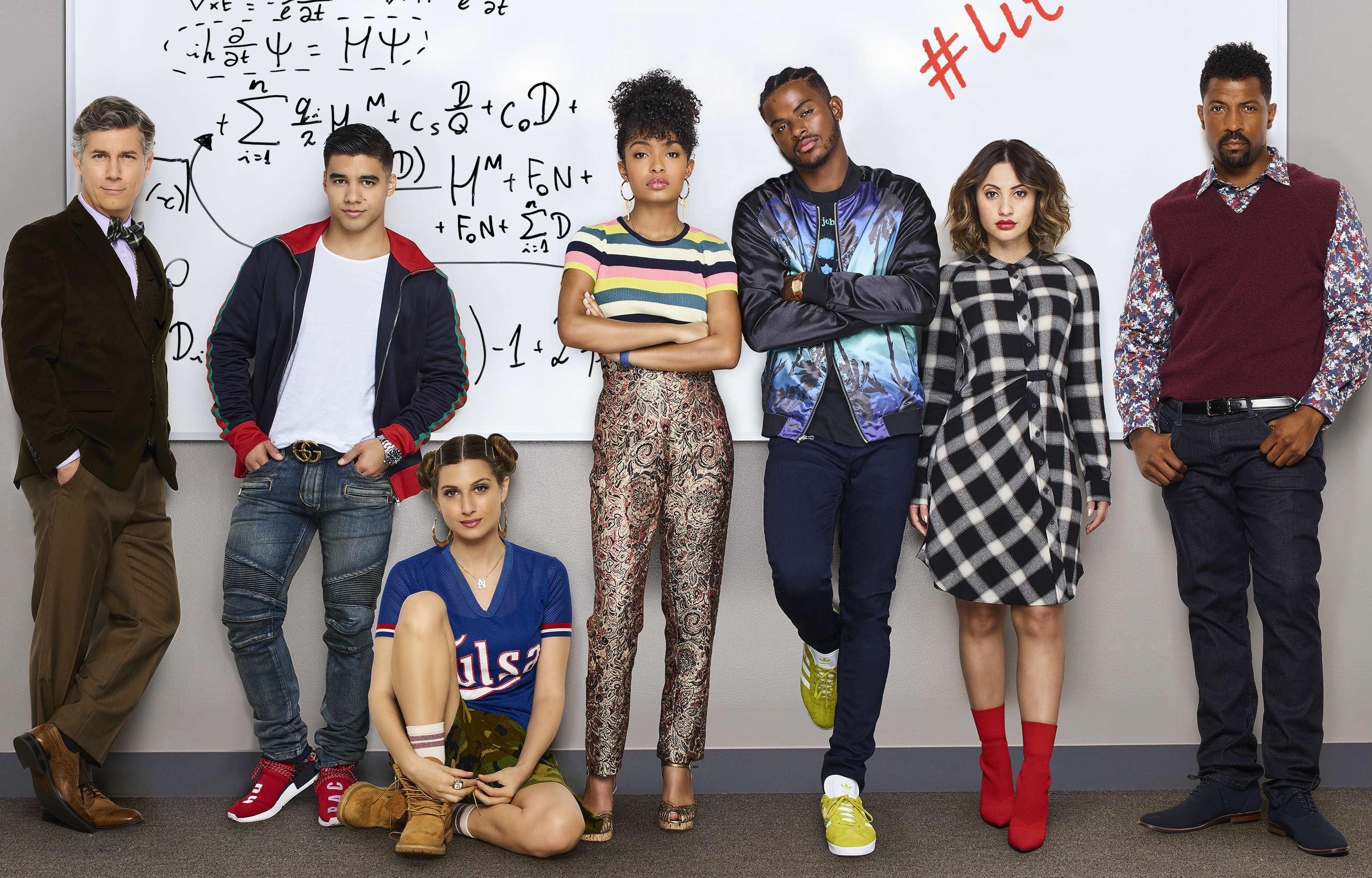 grownish cast review