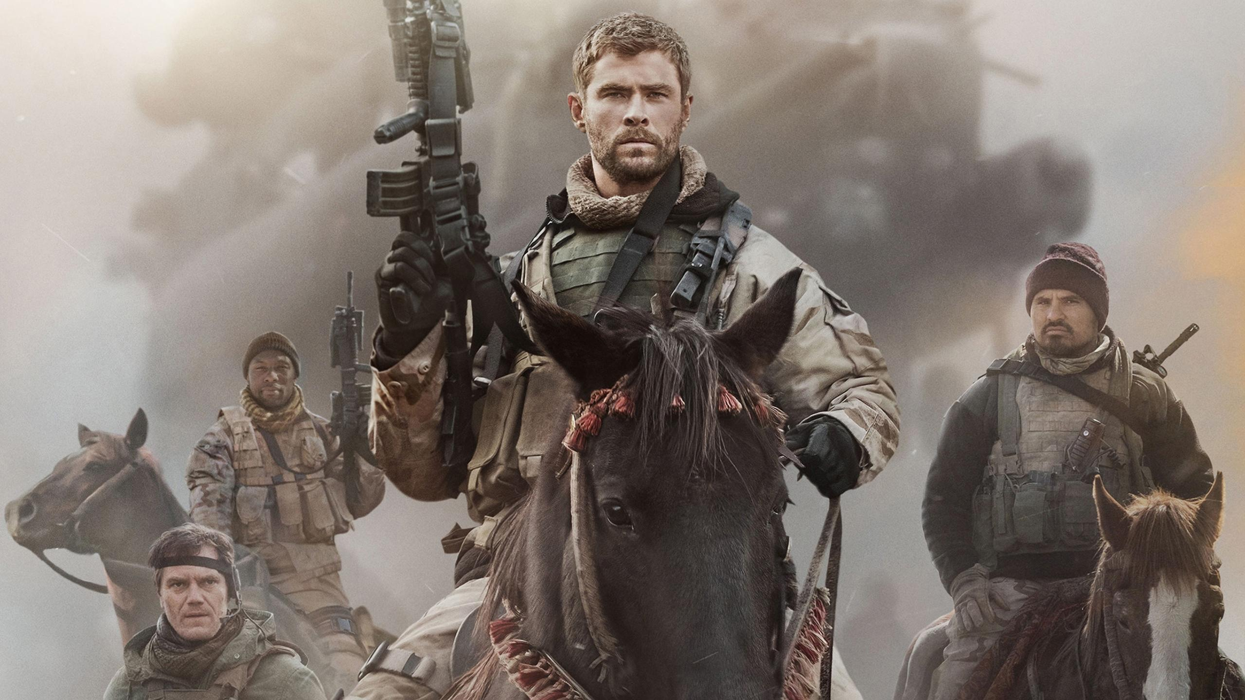 '12 Strong' review: Chris Hemsworth enlists for war movie glory