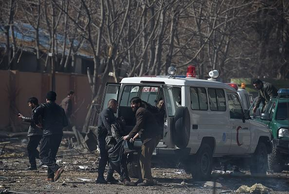 What we know about the ambulance bombing in Kabul