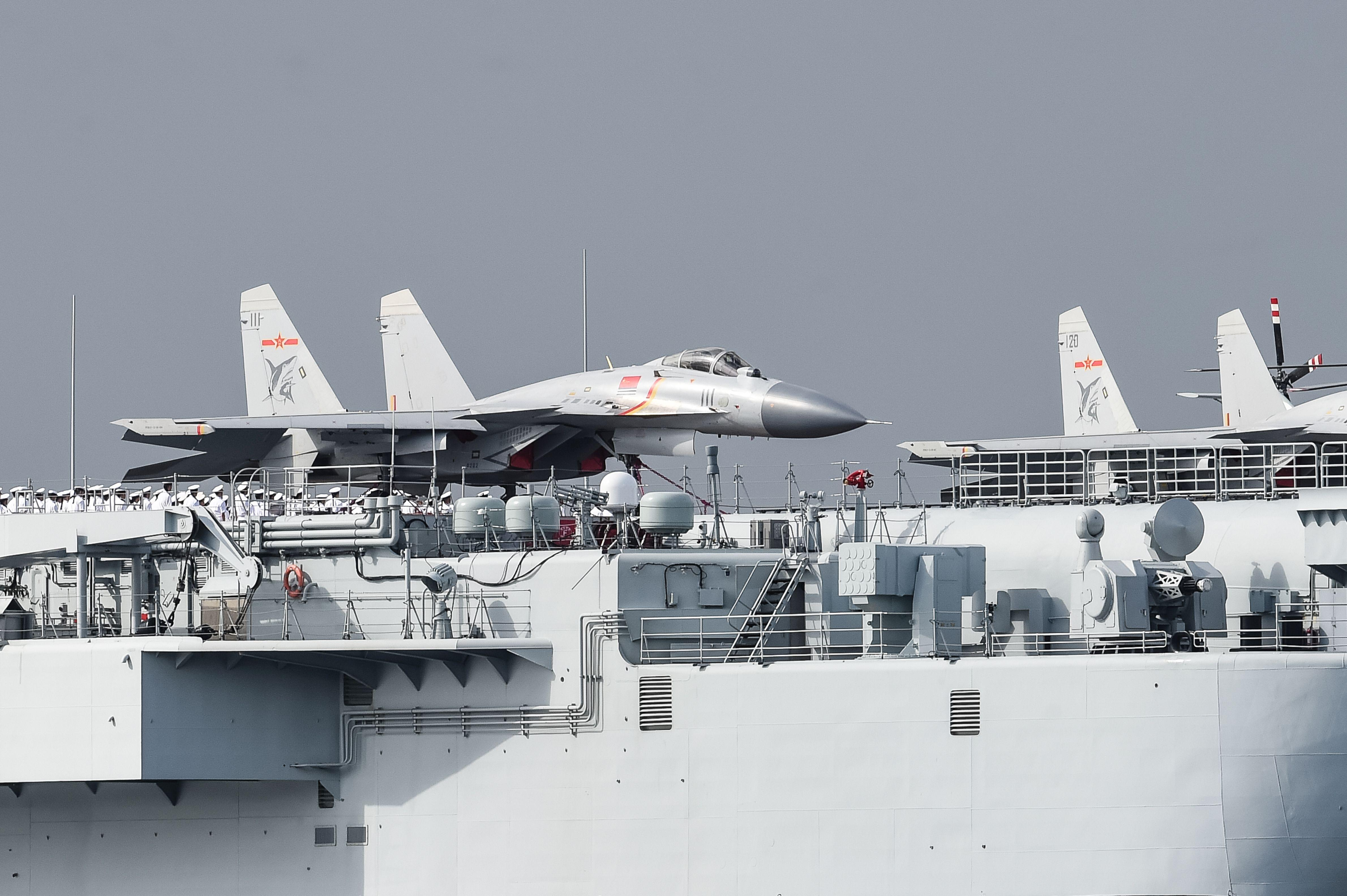 Chinese Military Aircrafts