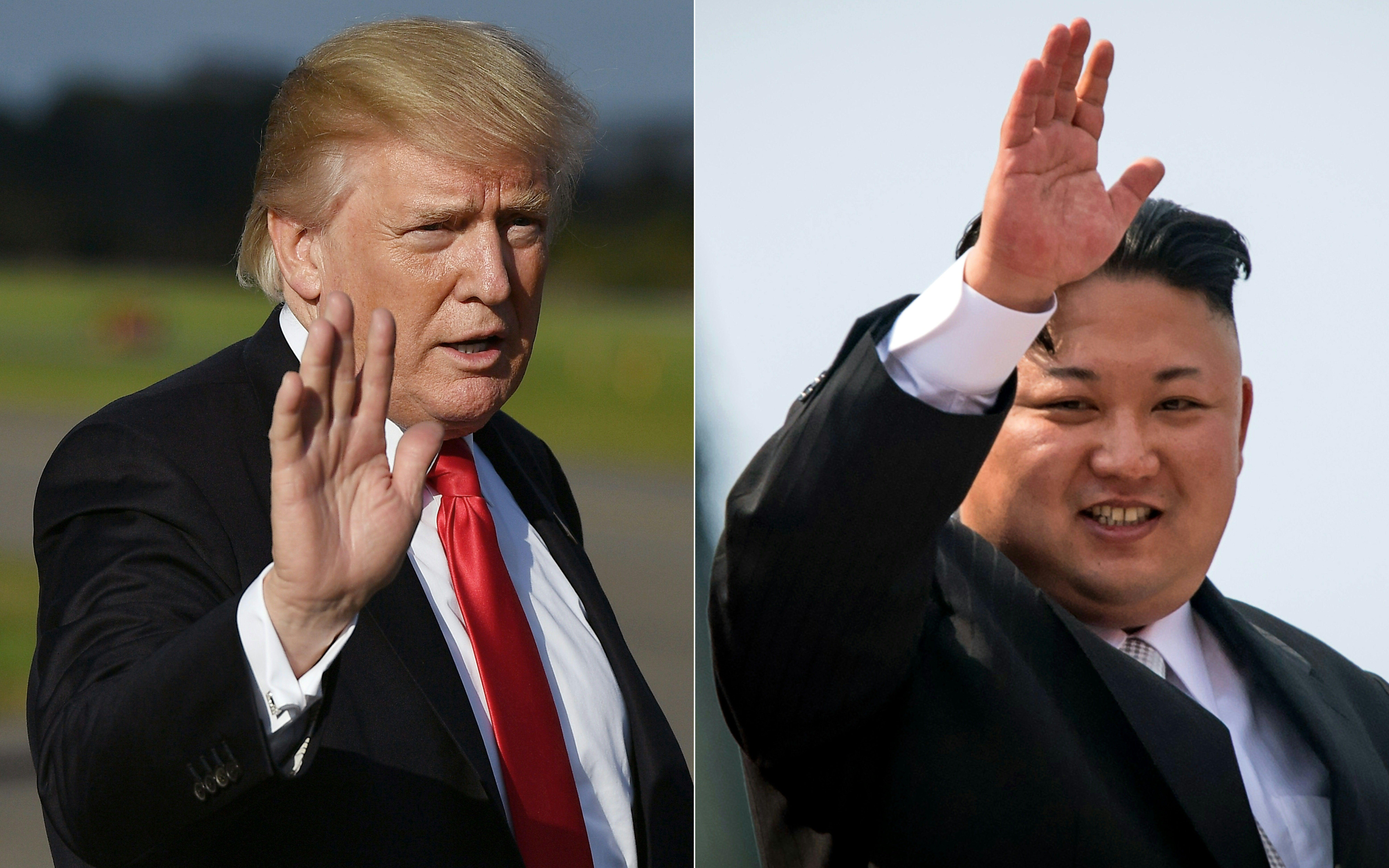 As Olympics approach, Trump tries to pressure North Korea