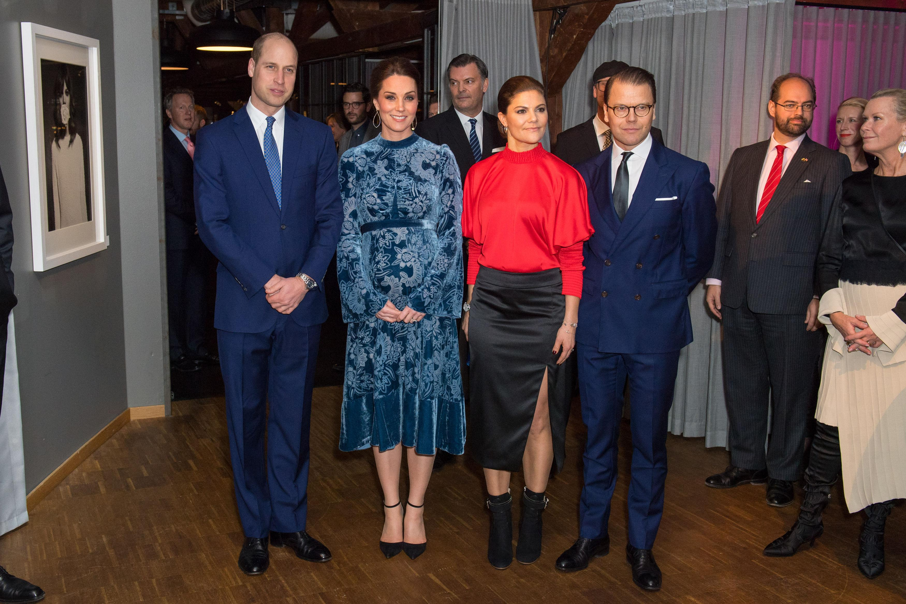 Kate Middleton's Bright Checkered Coat Is a Breath of Fresh Air