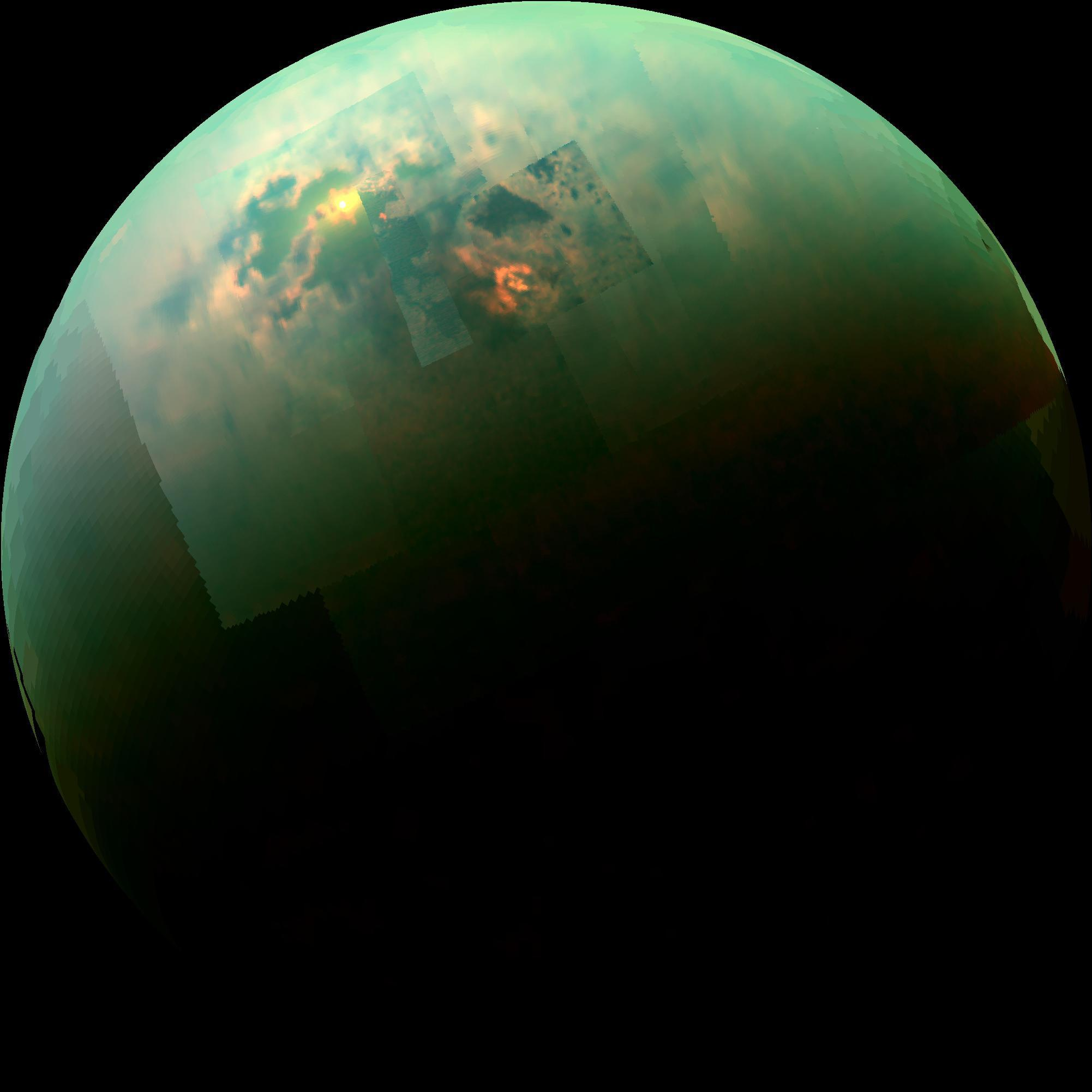 Titan's icy ocean re-created in lab to test submarine