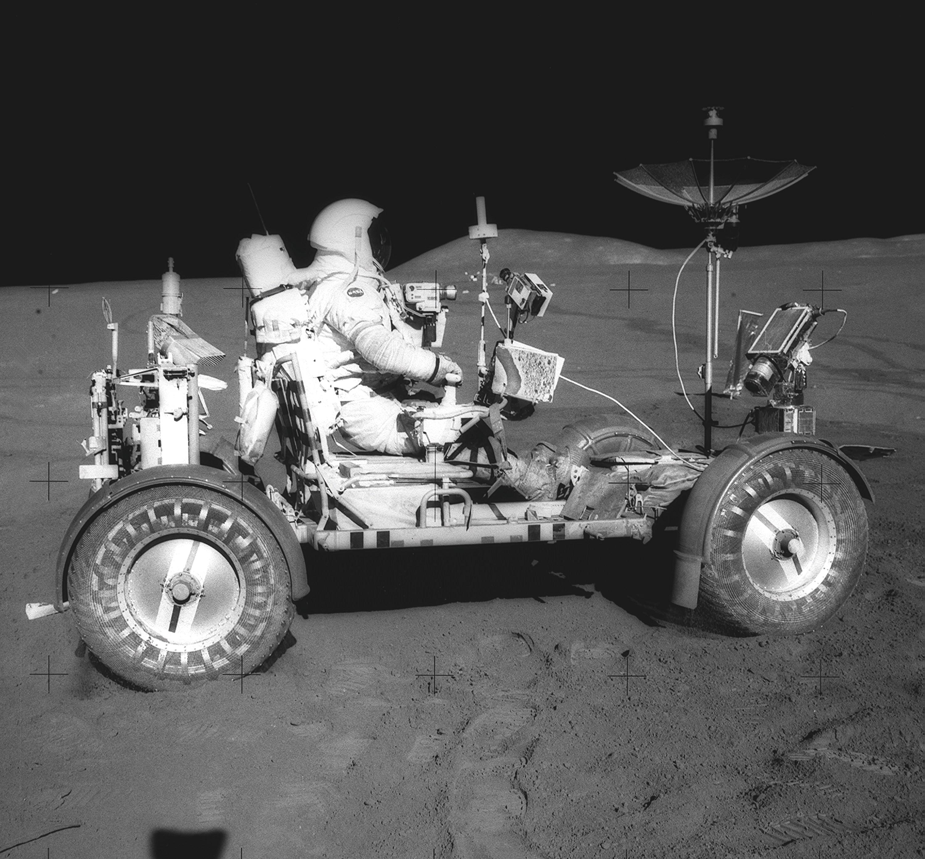 space adventure lunar rover - photo #39