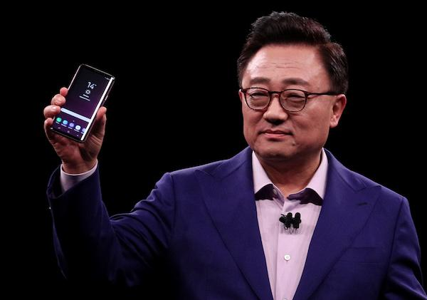 Samsung's Galaxy S9 shows company not messing with previous success