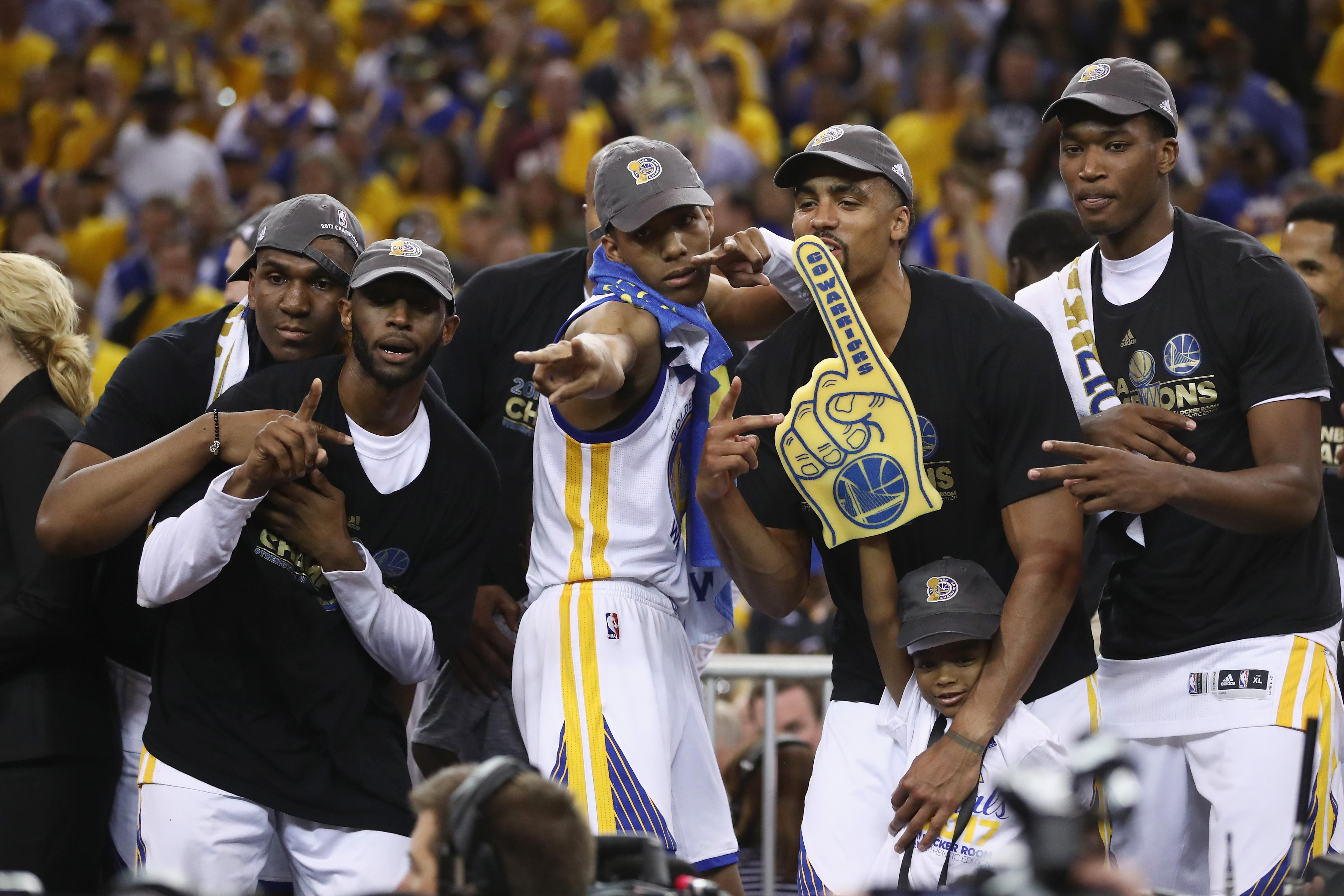Warriors have no regrets about not visiting White House