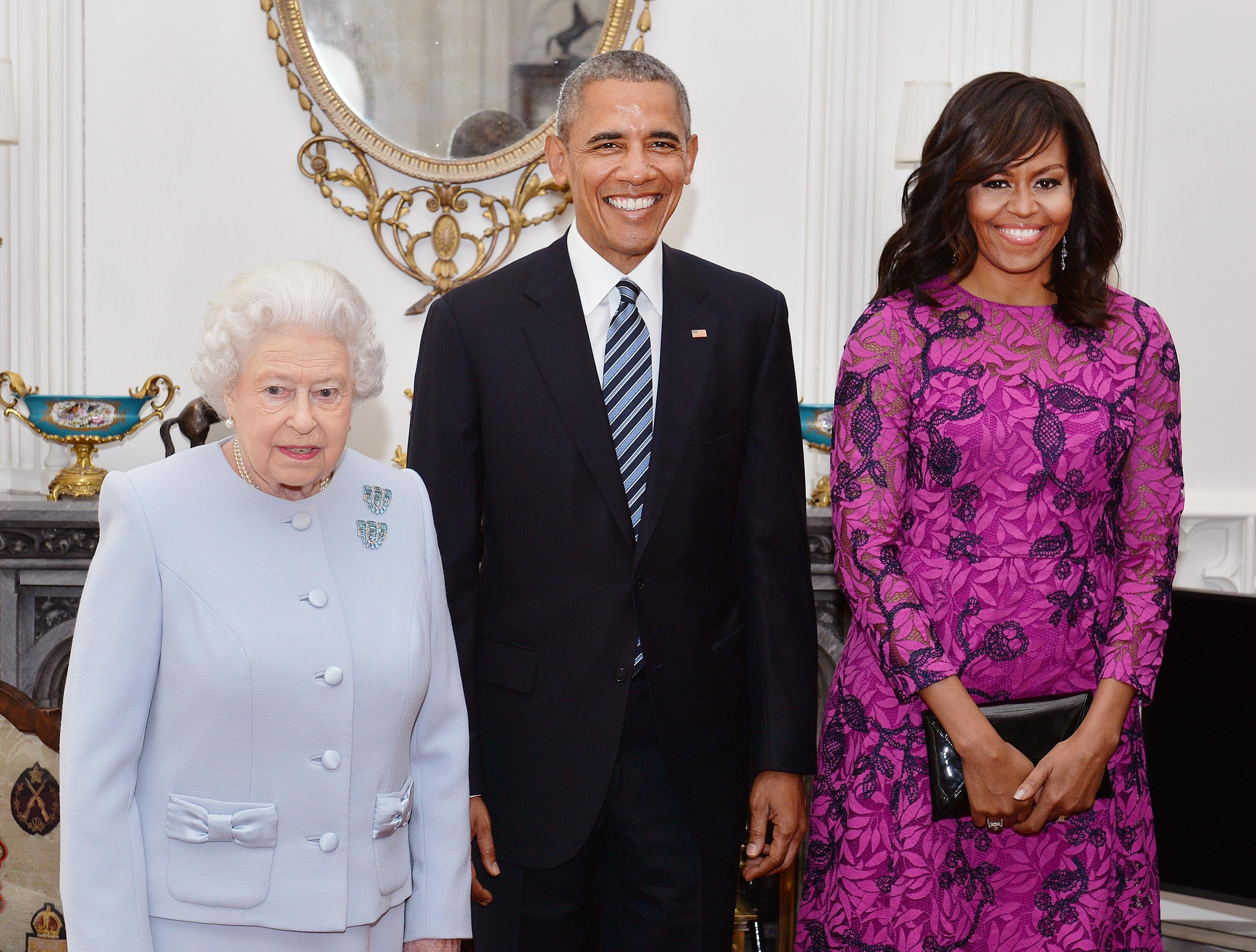 Royal Family Wants To Be 'Treated Normally,' Says Michelle Obama