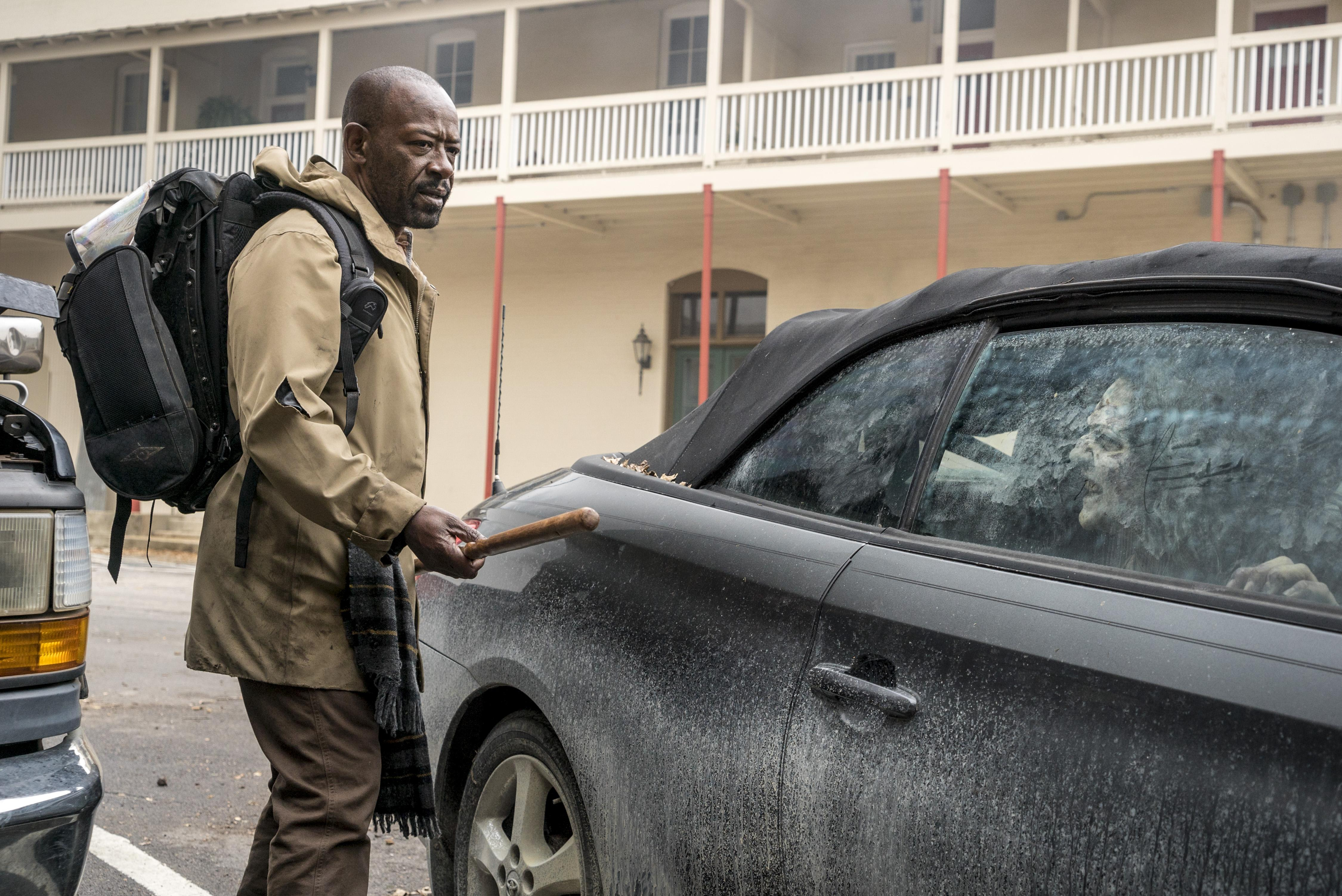 'The Walking Dead' ('The Lost and the Plunderers'): season 8, episode 10