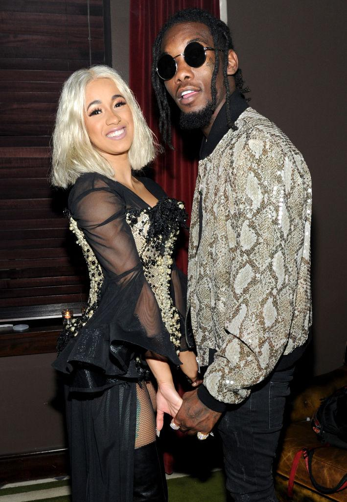 Cardi B No Clothing: Cardi B's Due Date Revealed, But Rapper Has Yet To Confirm