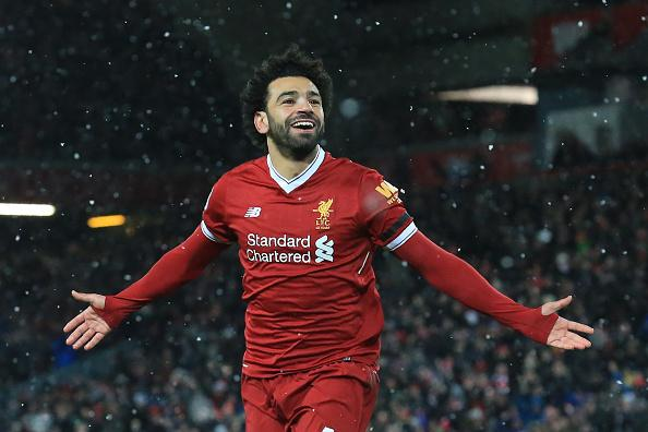 Salah Fires Liverpool Third, Palace Escape Bottom Three