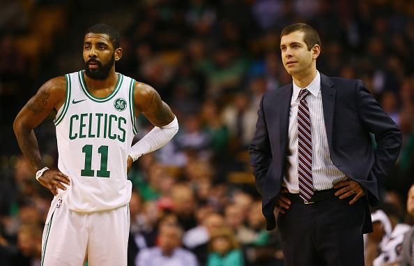 Boston Celtics' Kyrie Irving out 3-6 weeks after knee procedure