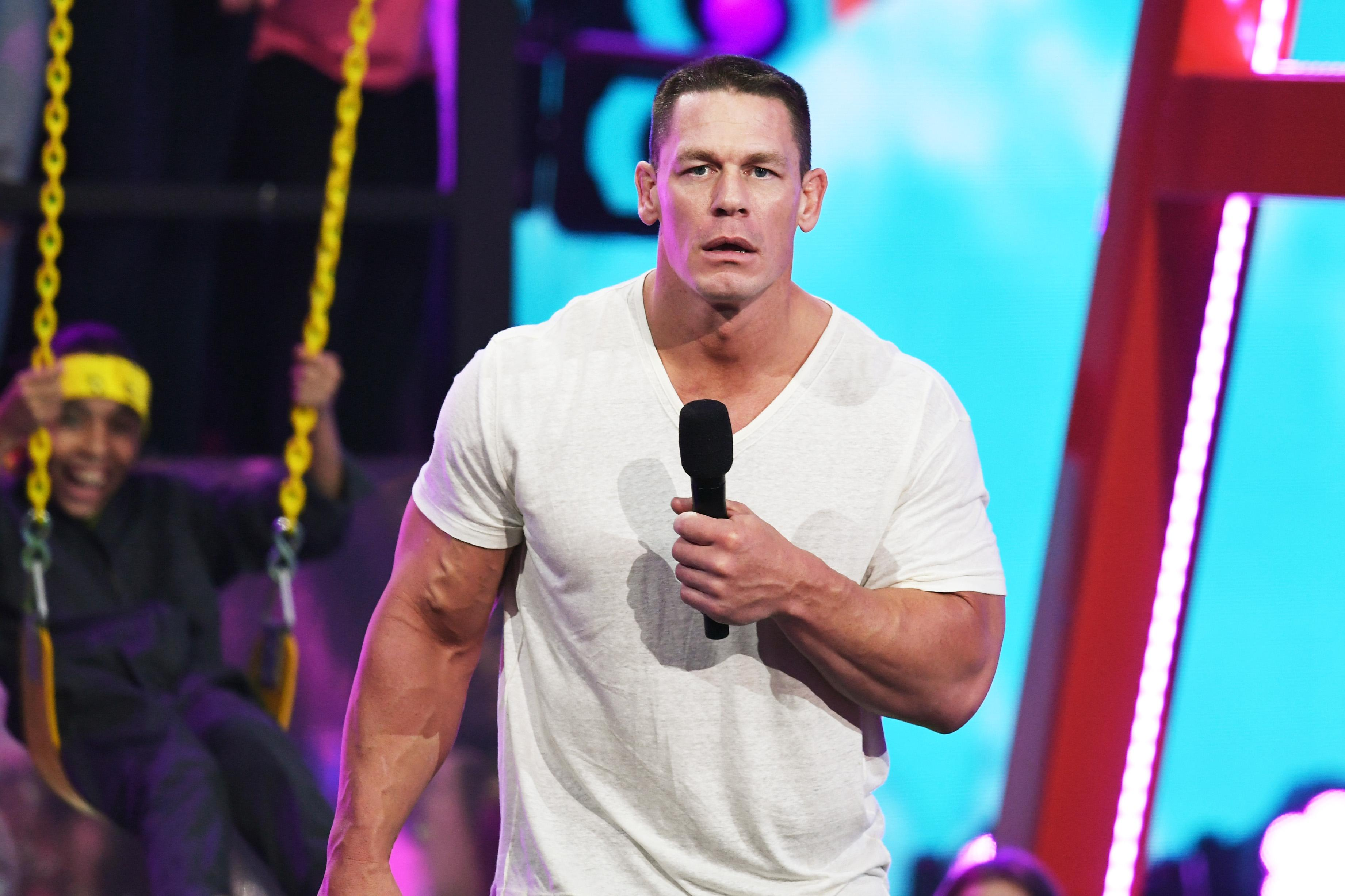 WWE: Cena, Triple H To Fight Each Other In Saudi Arabia