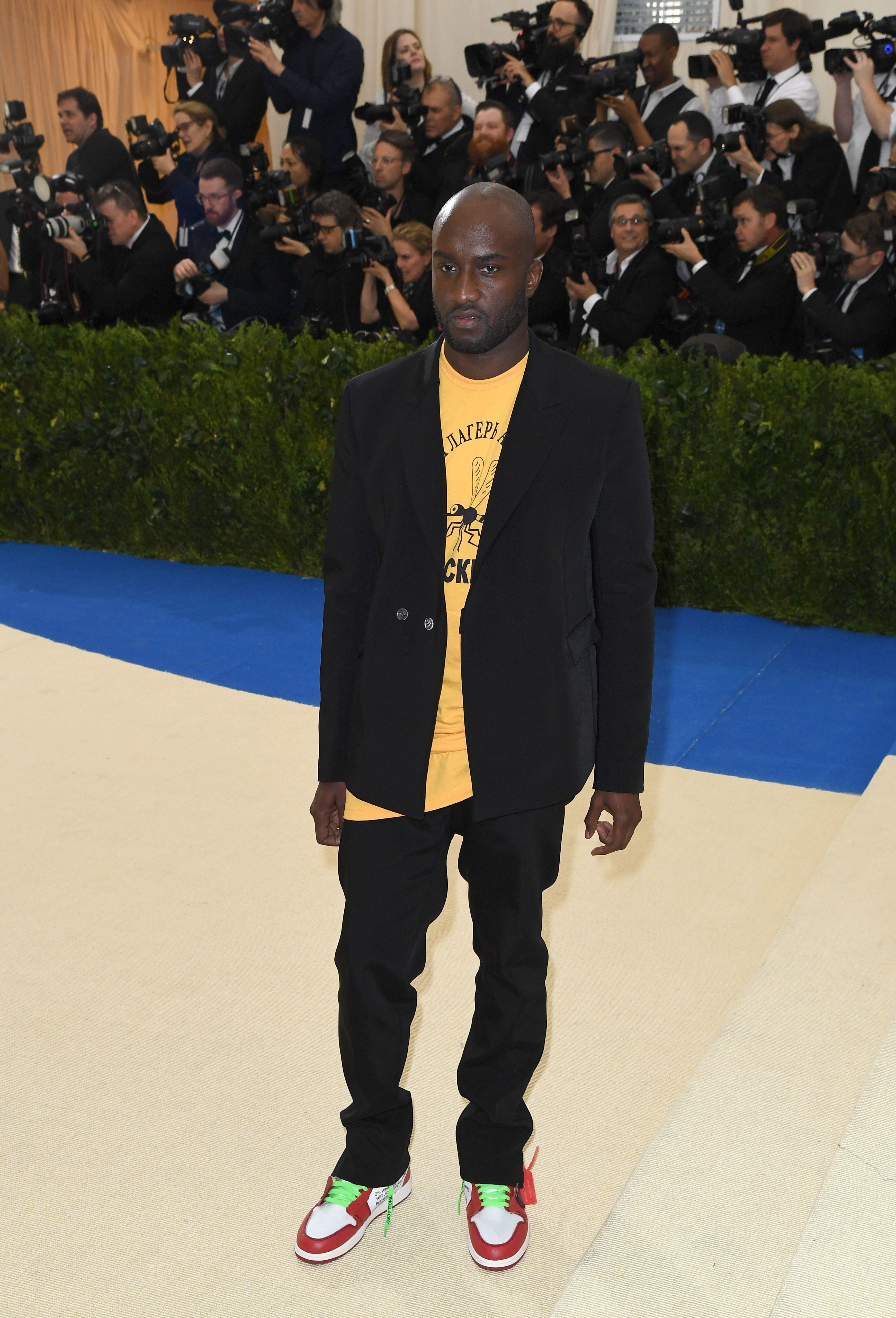 Virgil Abloh Net Worth Kanye West S Consultant Becomes