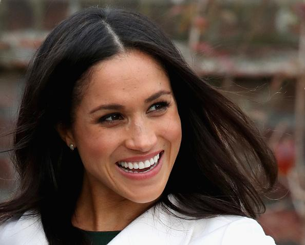 'Suits' Finale Wedding Photos Show Meghan Markle as Bride