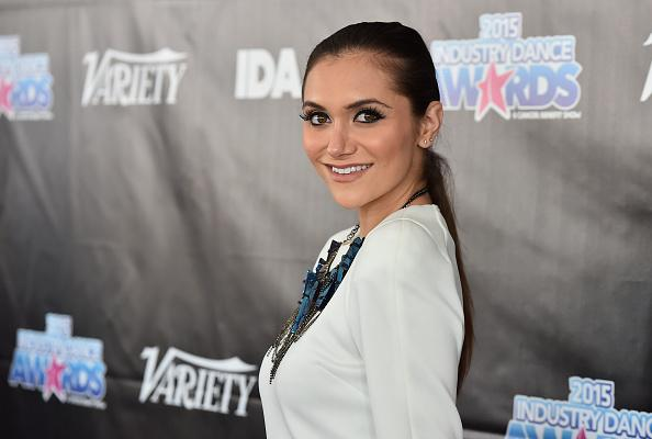 Disney star Alyson Stoner says she fell in love with a woman