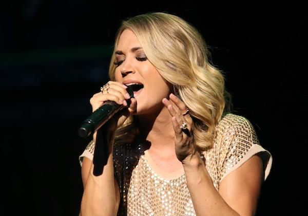 Carrie Underwood will perform Sunday night after 'gruesome' facial injury