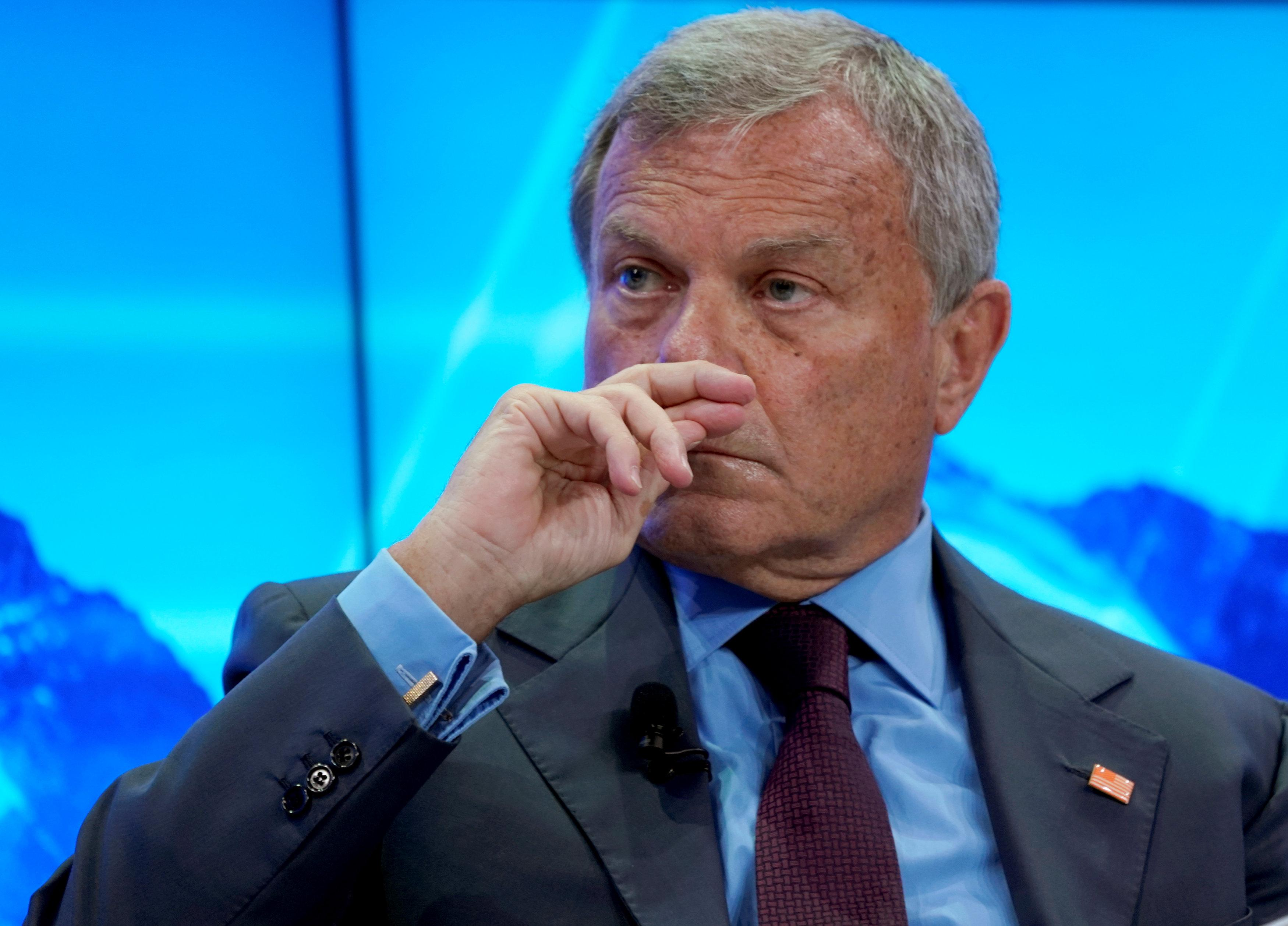 Martin Sorrell Quits Head Worlds Biggest Ad Group Wpp