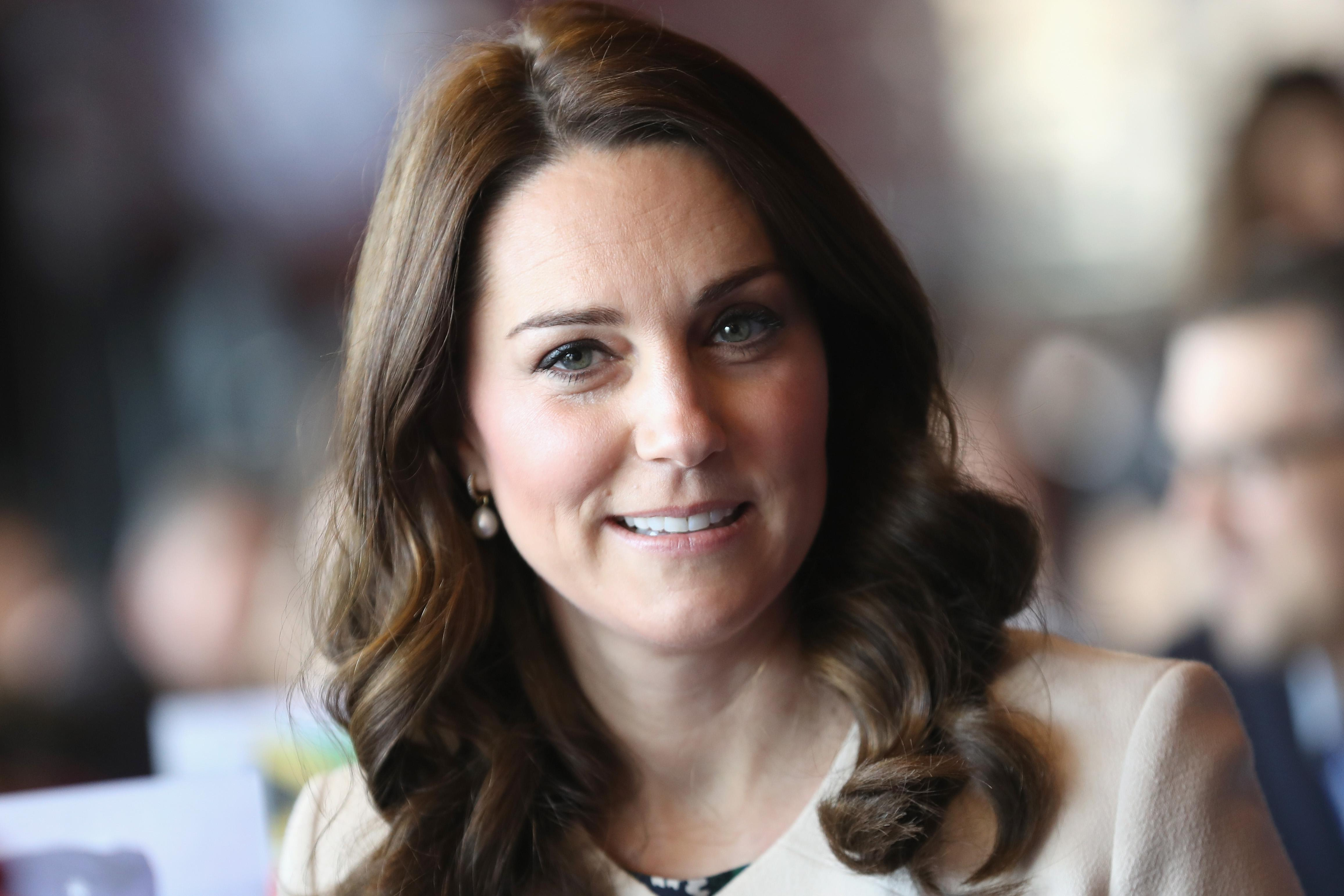 Kate Middleton Will Give Birth To Baby Number Two ThisSpring