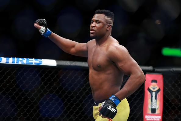 Francis Ngannou vs. Derrick Lewis added to UFC 226