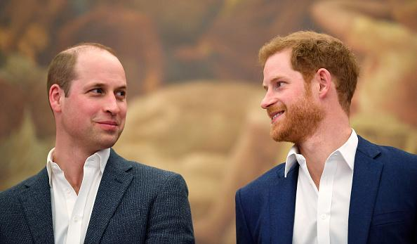 Prince William On Being Prince Harry S Best Man Revenge Is Sweet