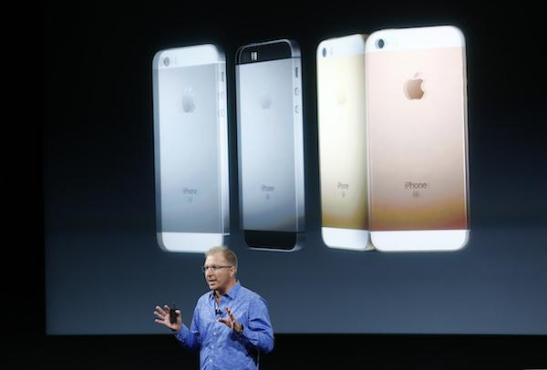 Apple March quarter report is in, iPhone sales on rose