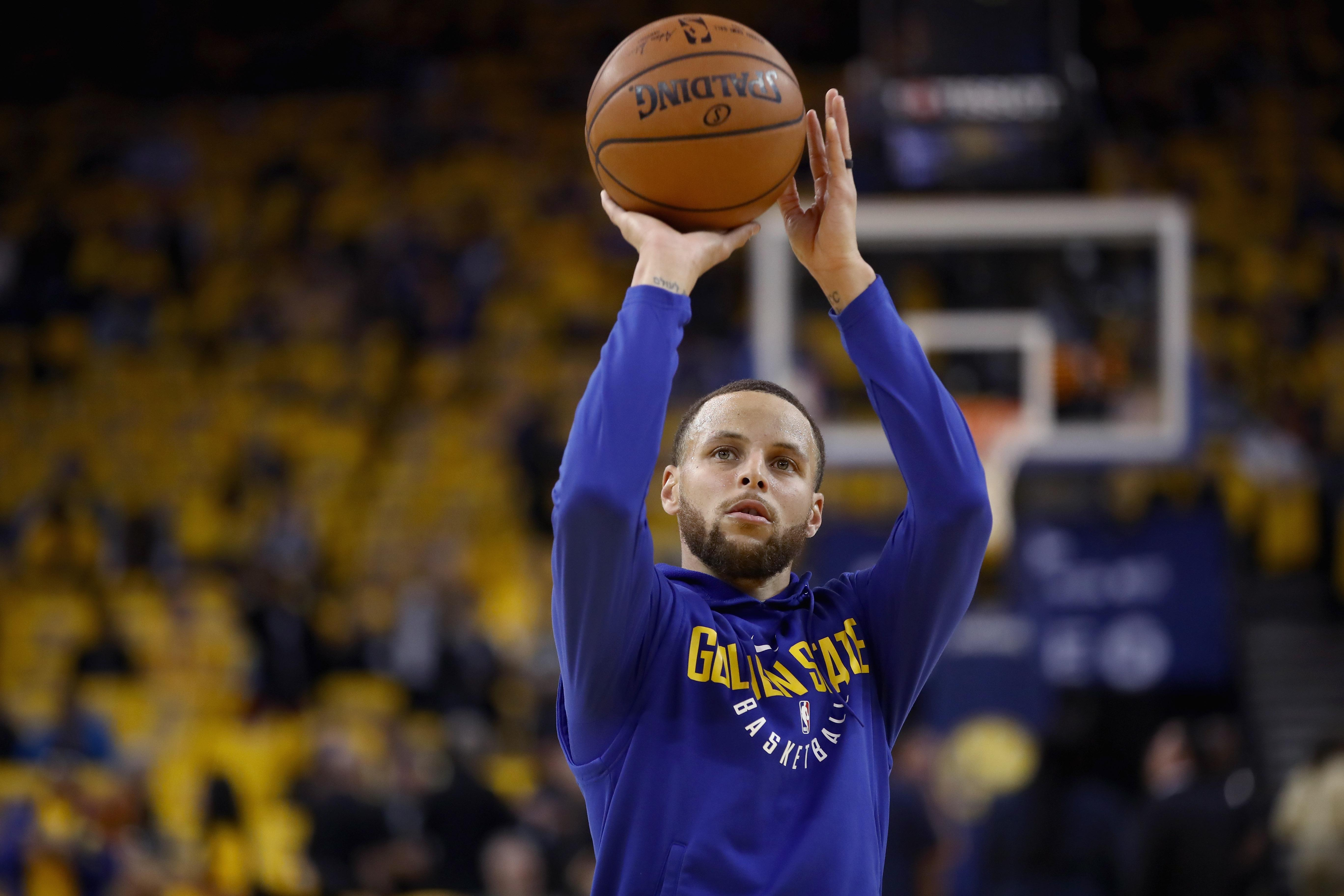 Curry return 'probable' as Warriors shoot for 2-0 lead vs Pelicans