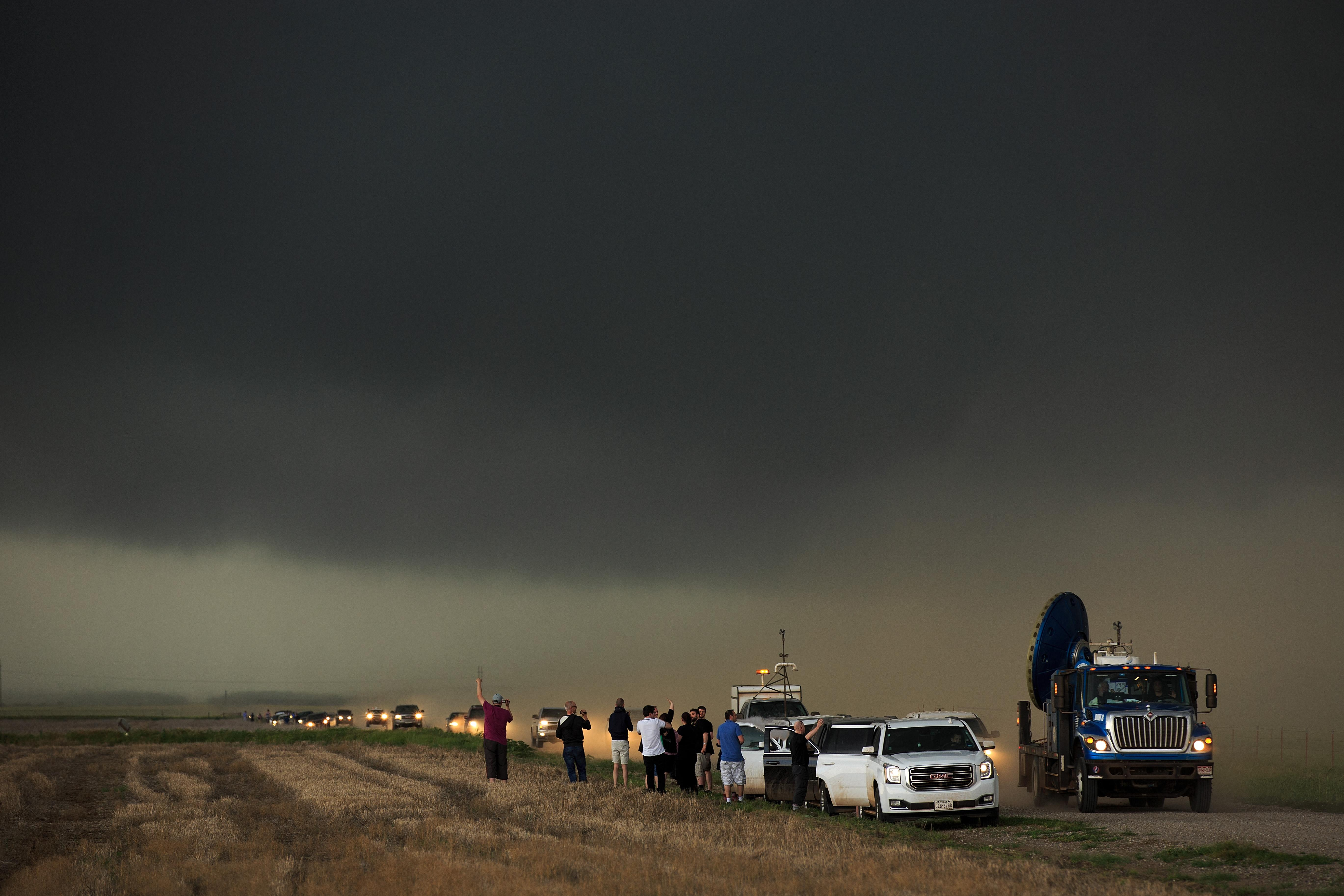 Risk of multi-day severe weather outbreak in central US