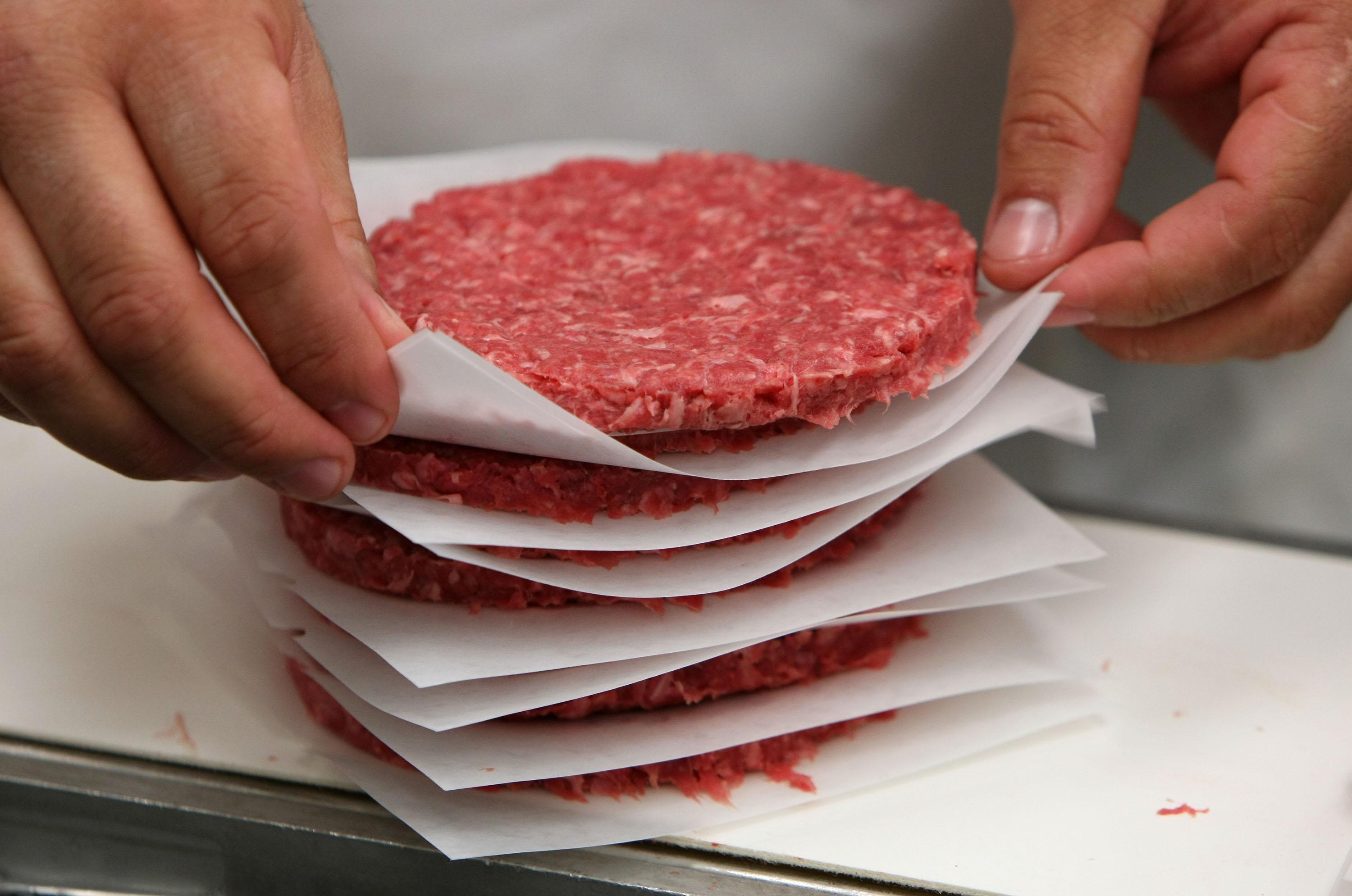 Ground beef sold at Kroger being recalled