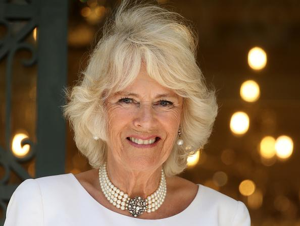 Camilla Parker Bowles Behaves Like A Queen During Greece