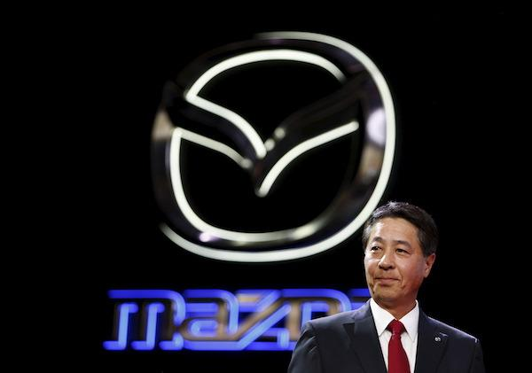 Mazda's Vice President Marumoto to be appointed president in June