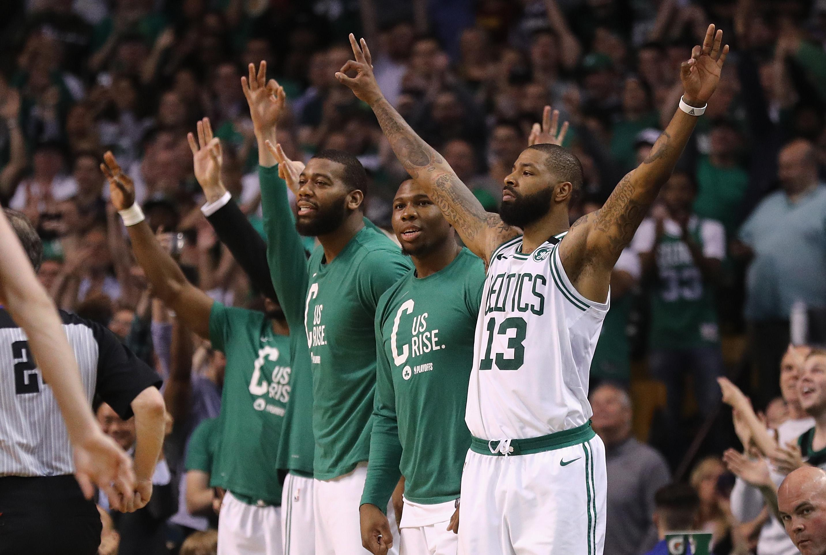 LeBron James' Triple-Double Not Enough To Beat Celtics In Game 2