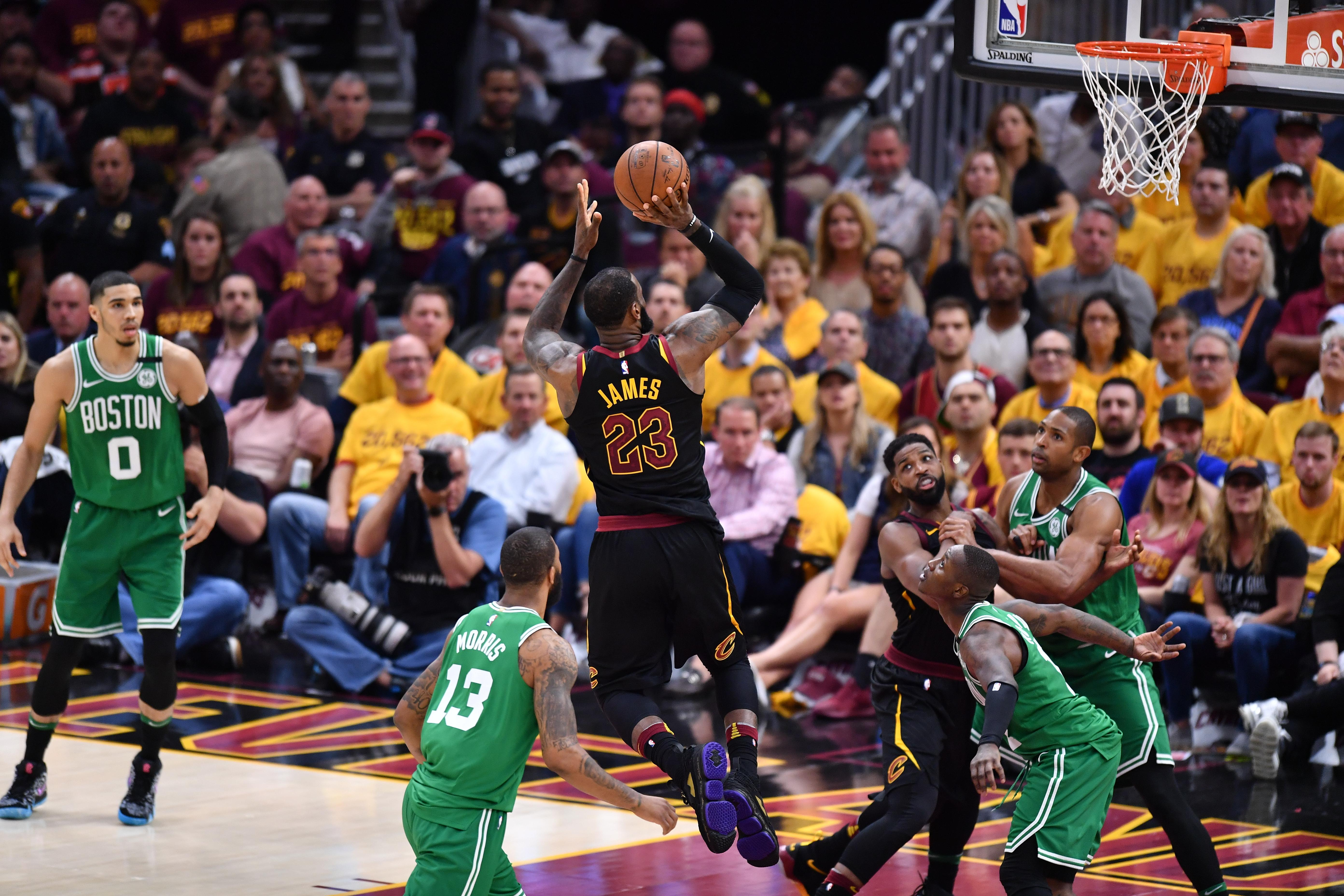 Cleveland Cavaliers vs. Boston Celtics Game 5: Betting Odds, Start Time, TV Channel For 2018 ECF