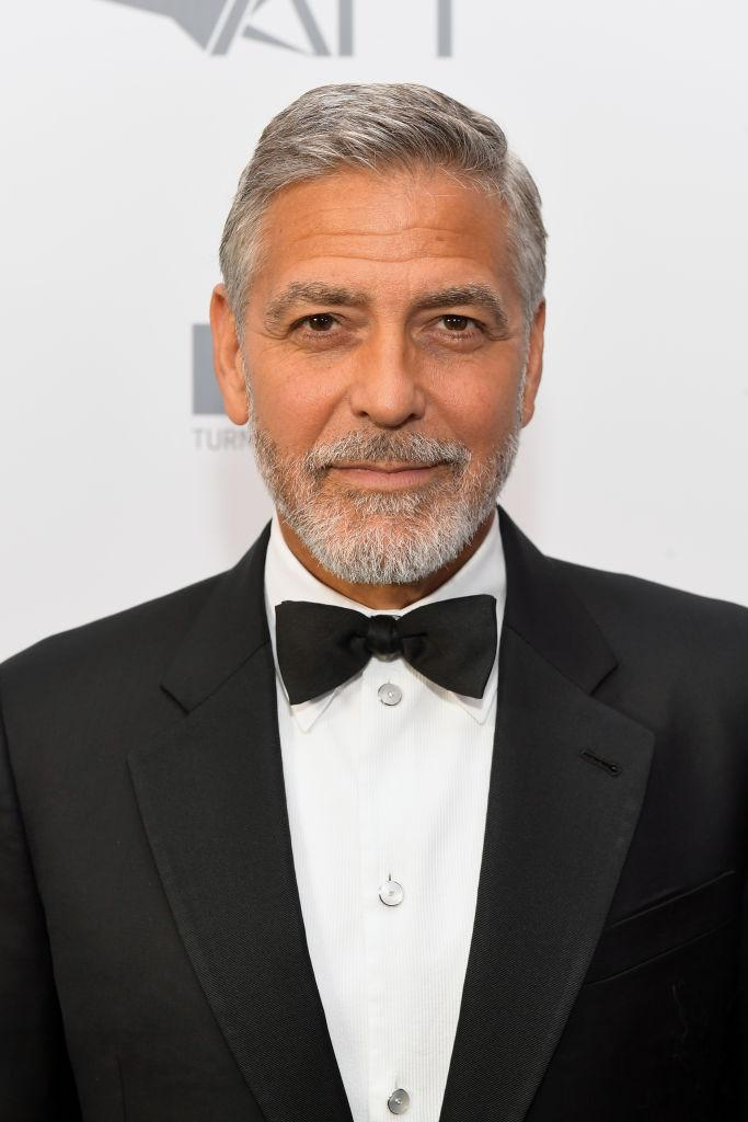Here's Proof That Clooney Only Gets Better With Age - Page 4 George-clooney