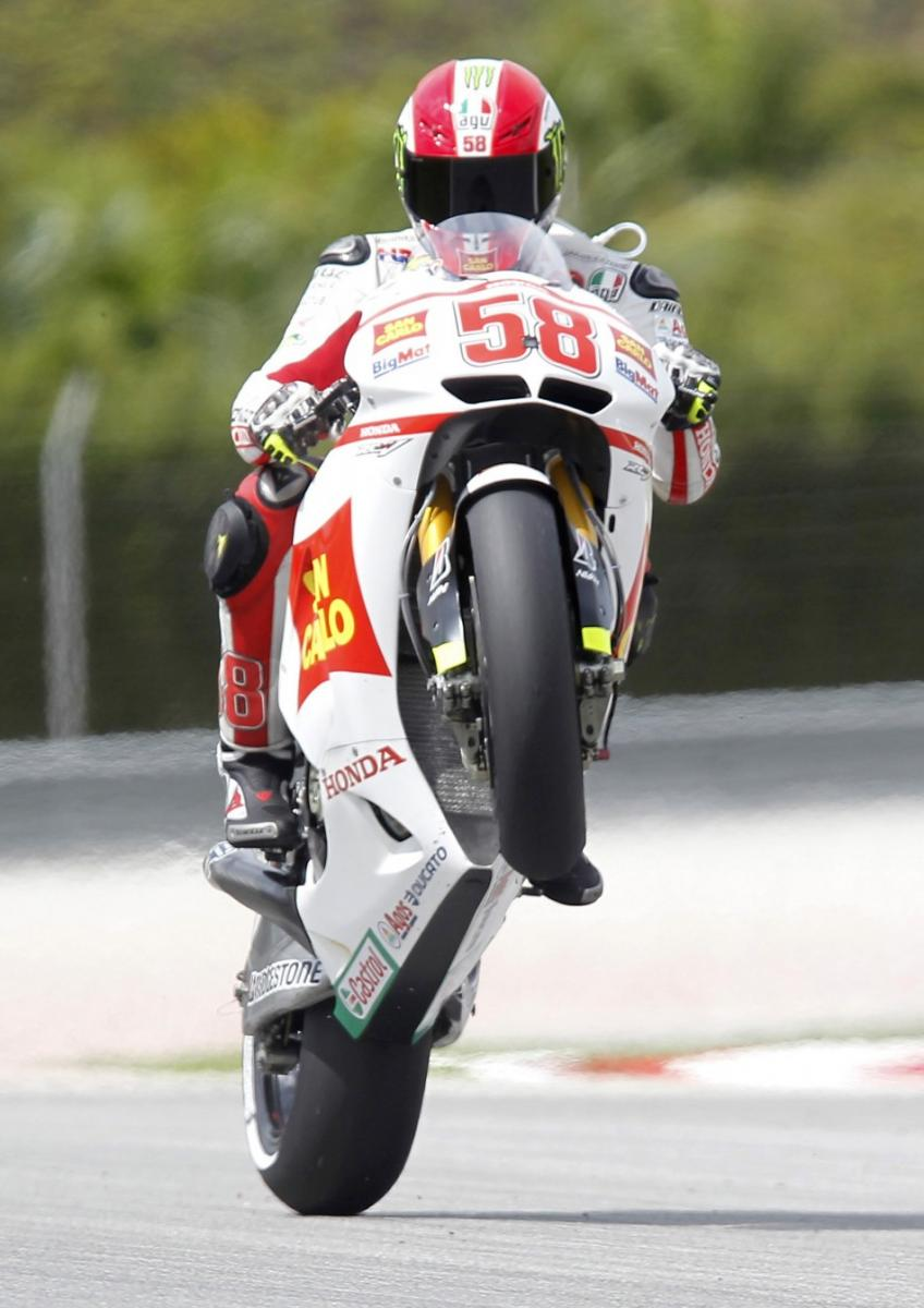 Marco Simoncelli Killed in Crash: Highlights of His MotoGP Accomplishments [VIDEO]