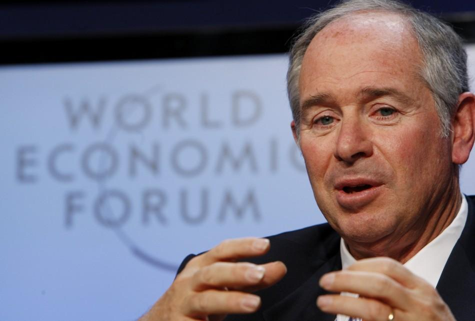 Trump Administration Distances Itself From Blackstone CEO ...